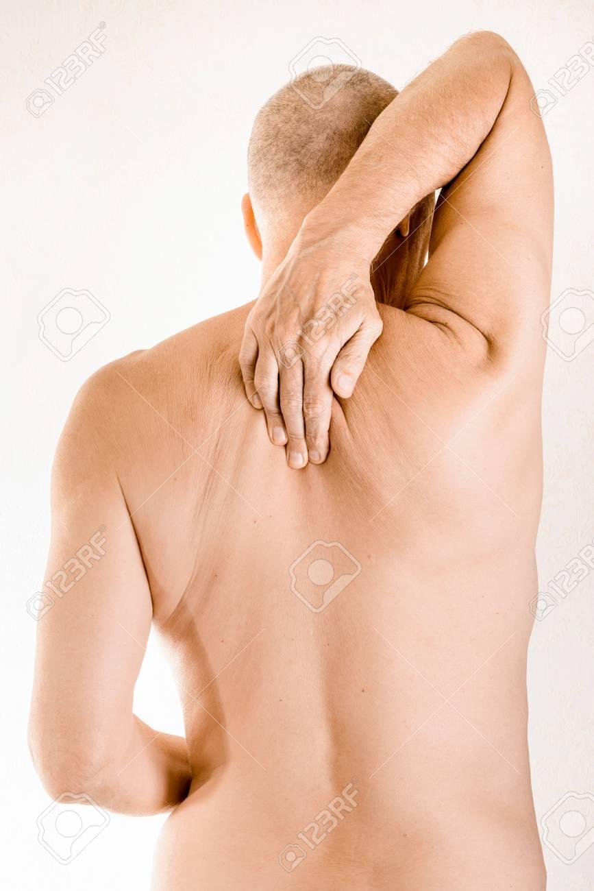 Groß Diagramm Der Oberen Rückenmuskulatur Fotos - Menschliche ...