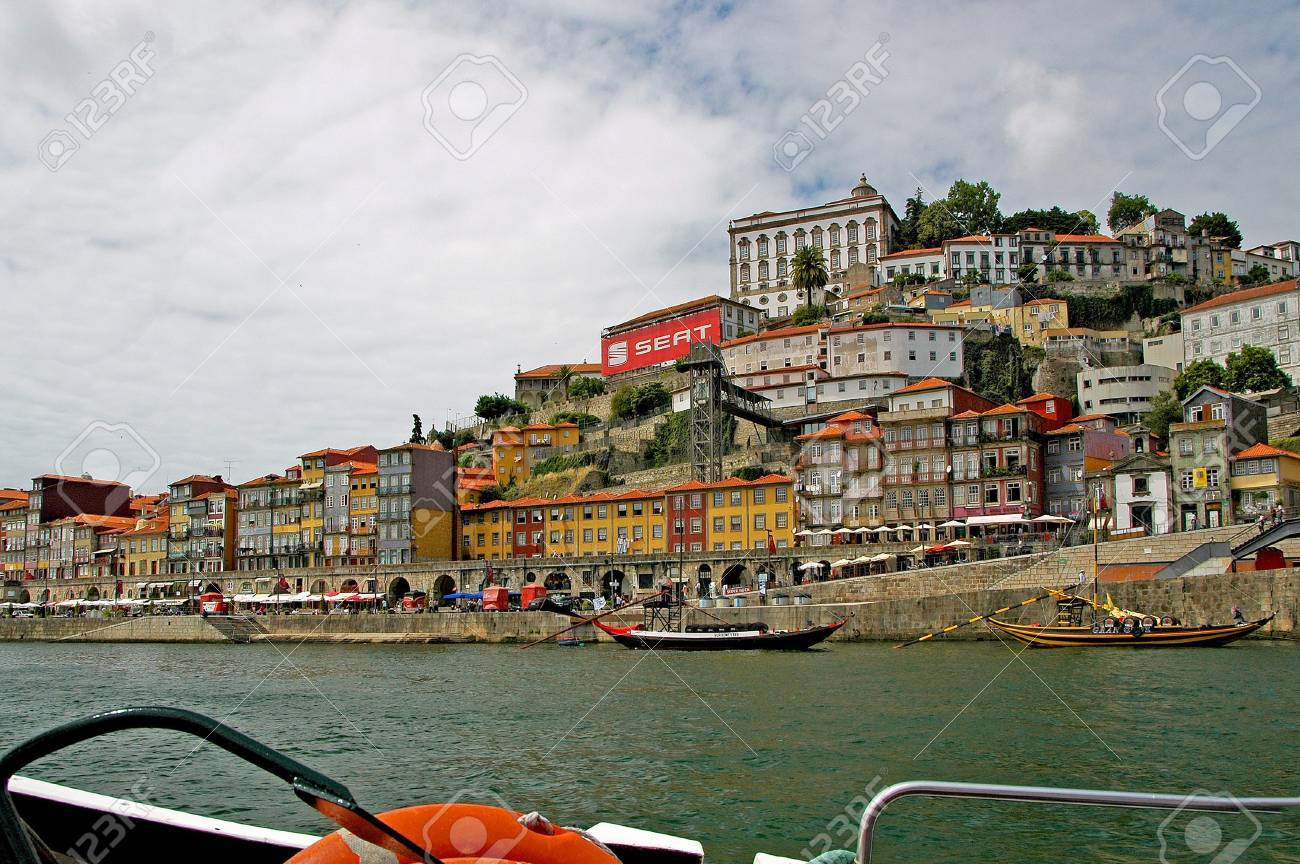 Historic center of Porto, Portugal Stock Photo - 14639569
