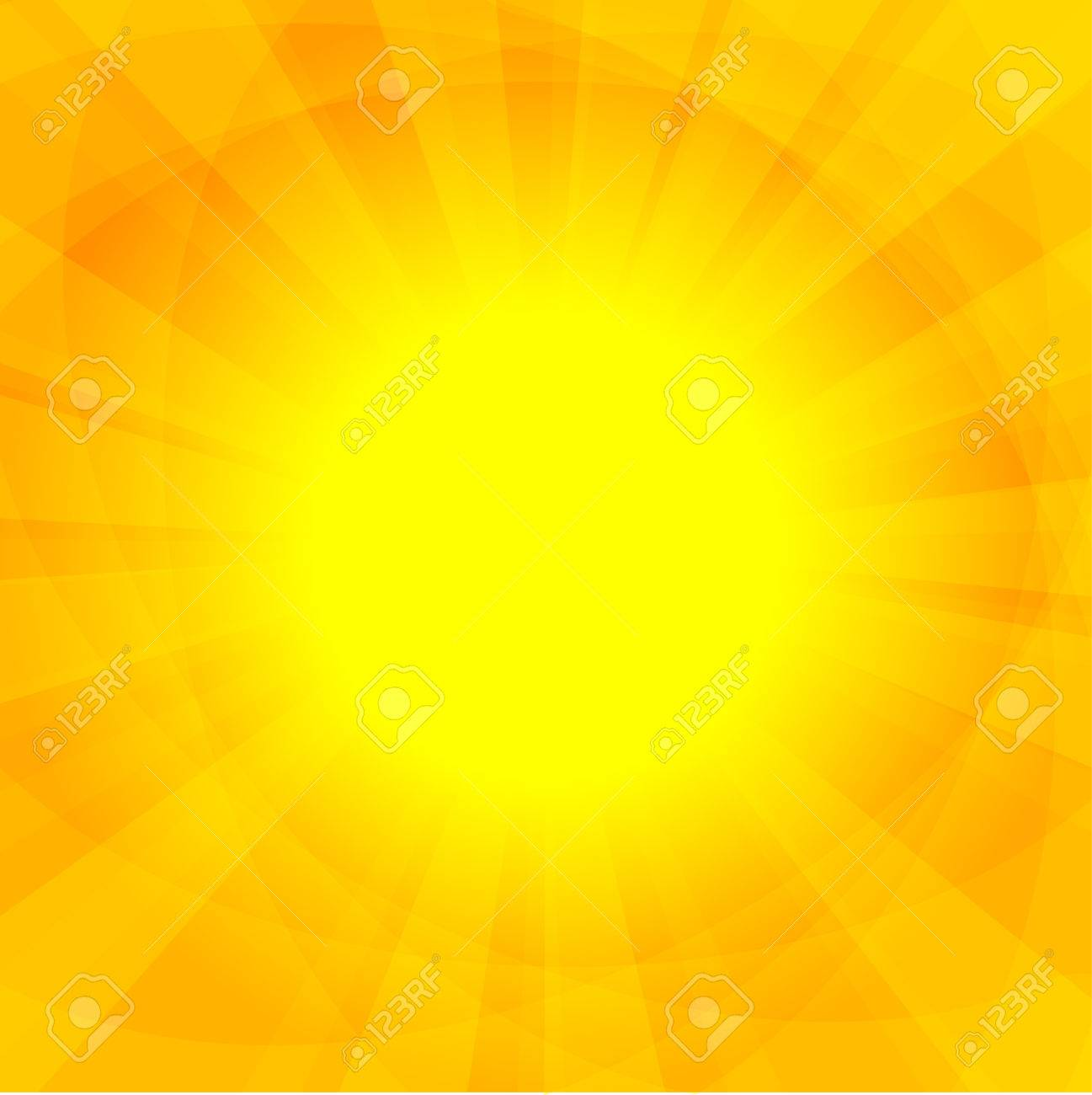 Beautiful sunny background. Vector illustration. Stock Vector - 4564432