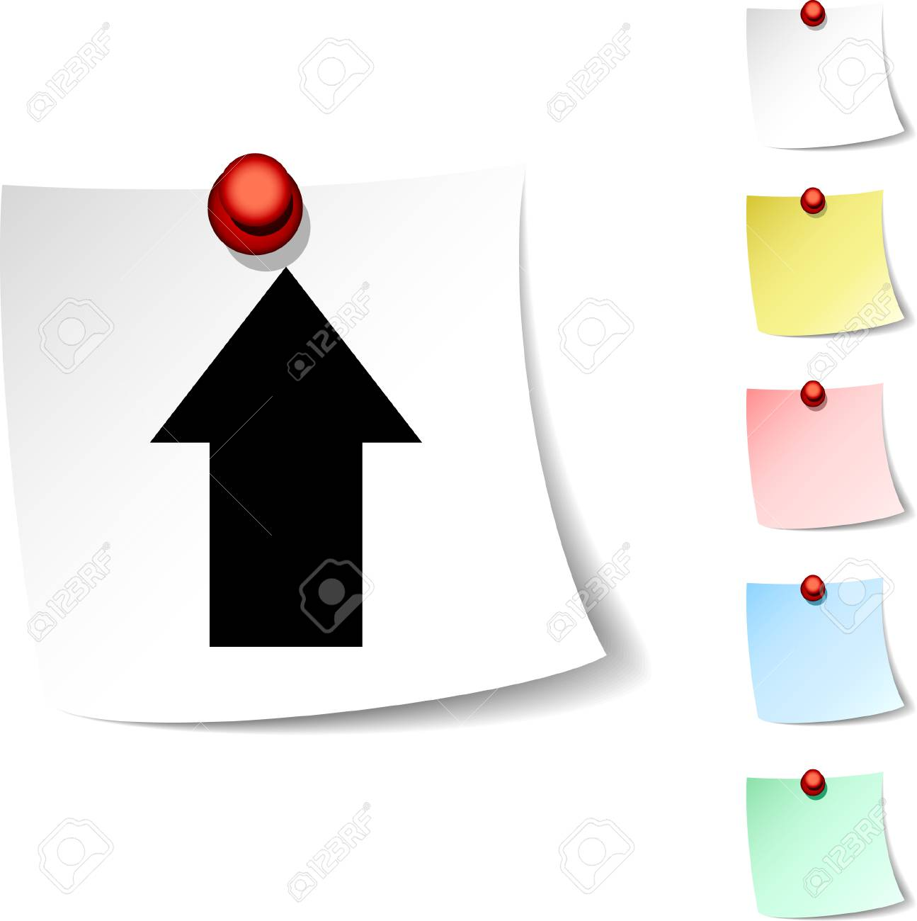 Upload sheet icon. Vector illustration. Stock Vector - 5560258