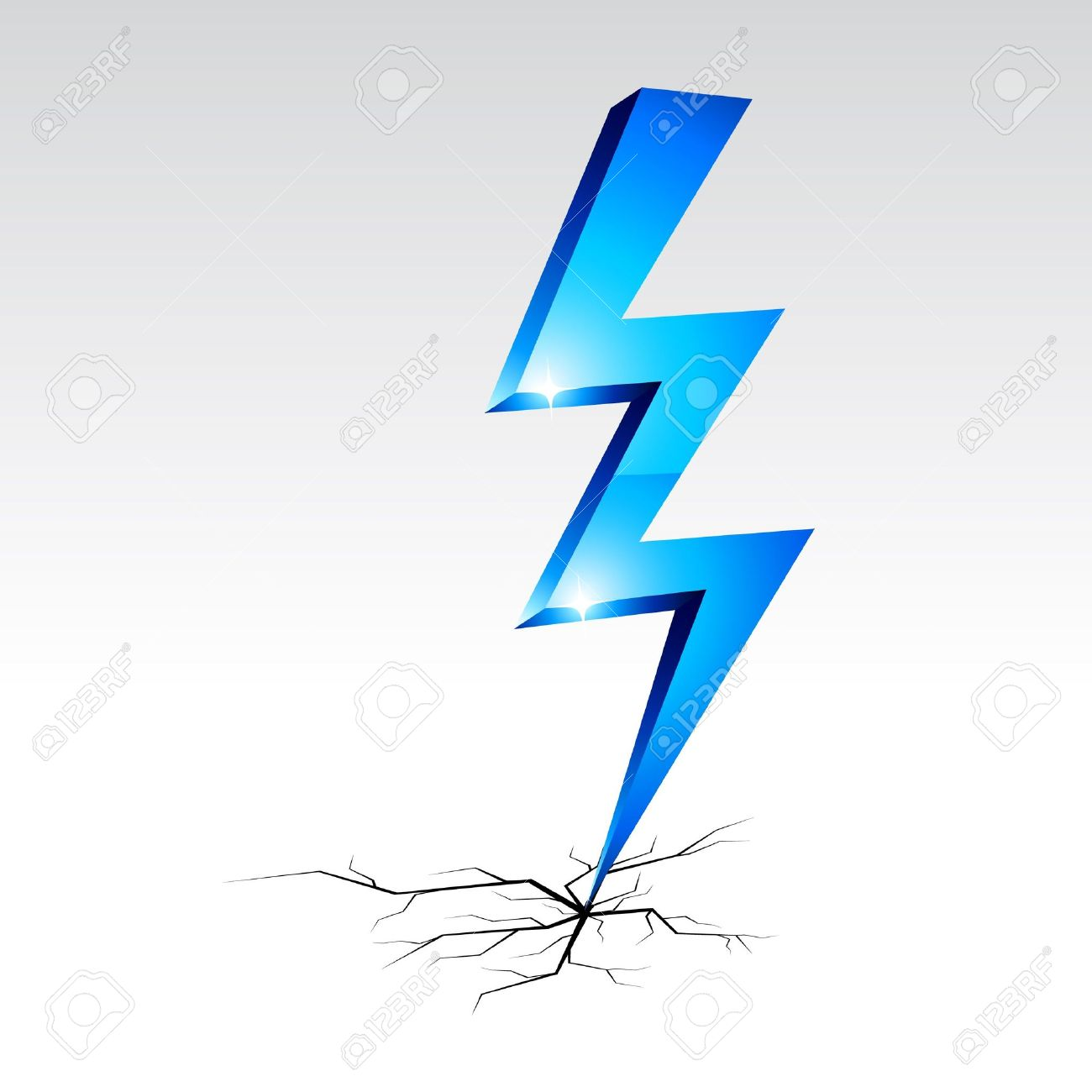 Symbol Of Electrical Power