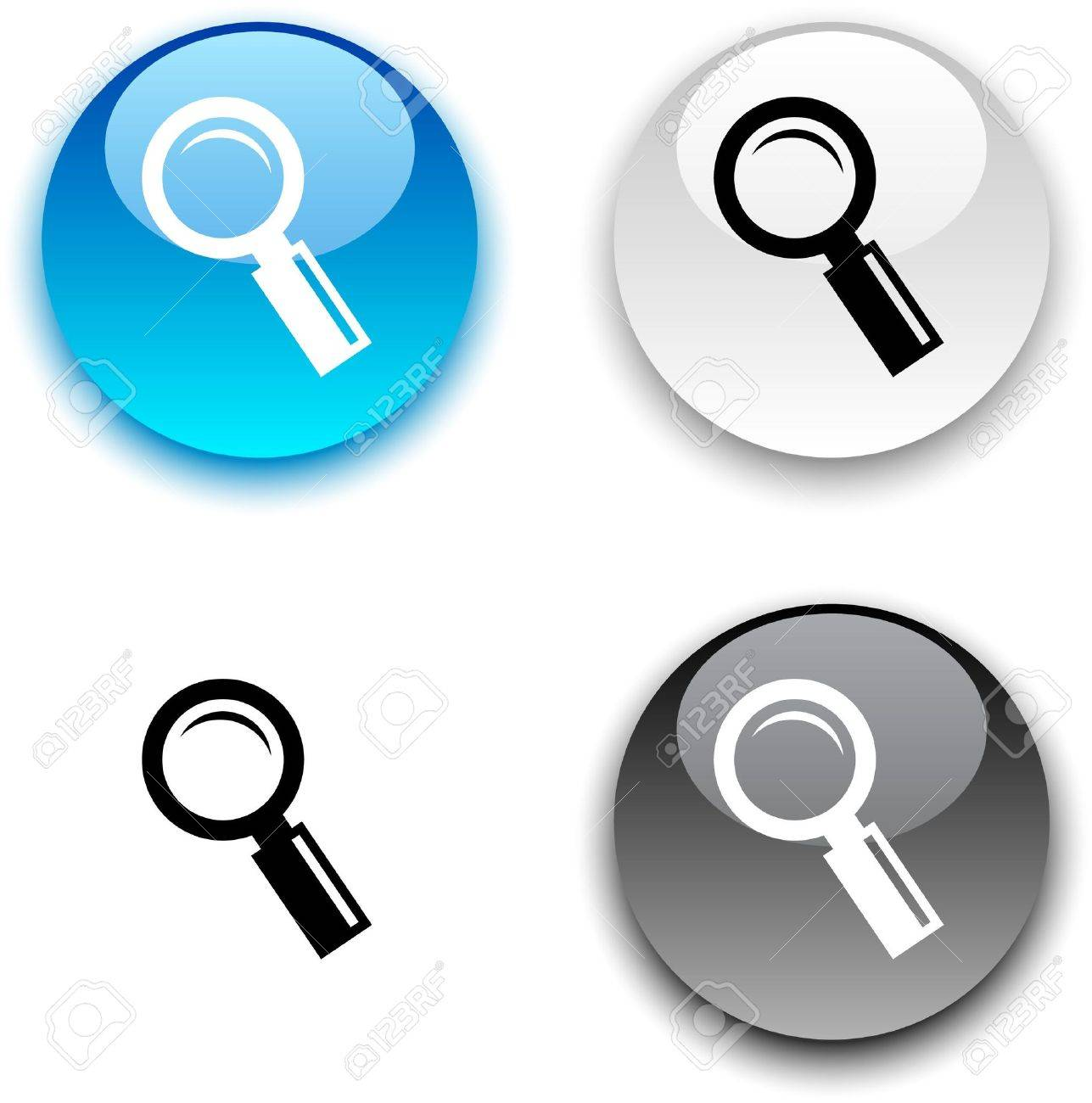 Search Stock Photos magnifying glass Searching
