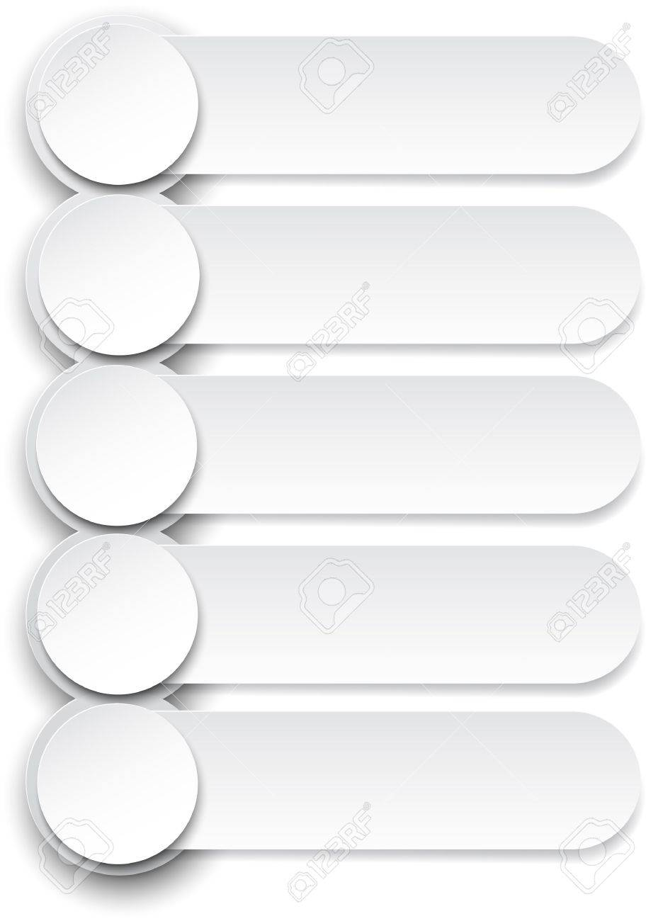 59,325 List Infographic Stock Vector Illustration And Royalty Free ...