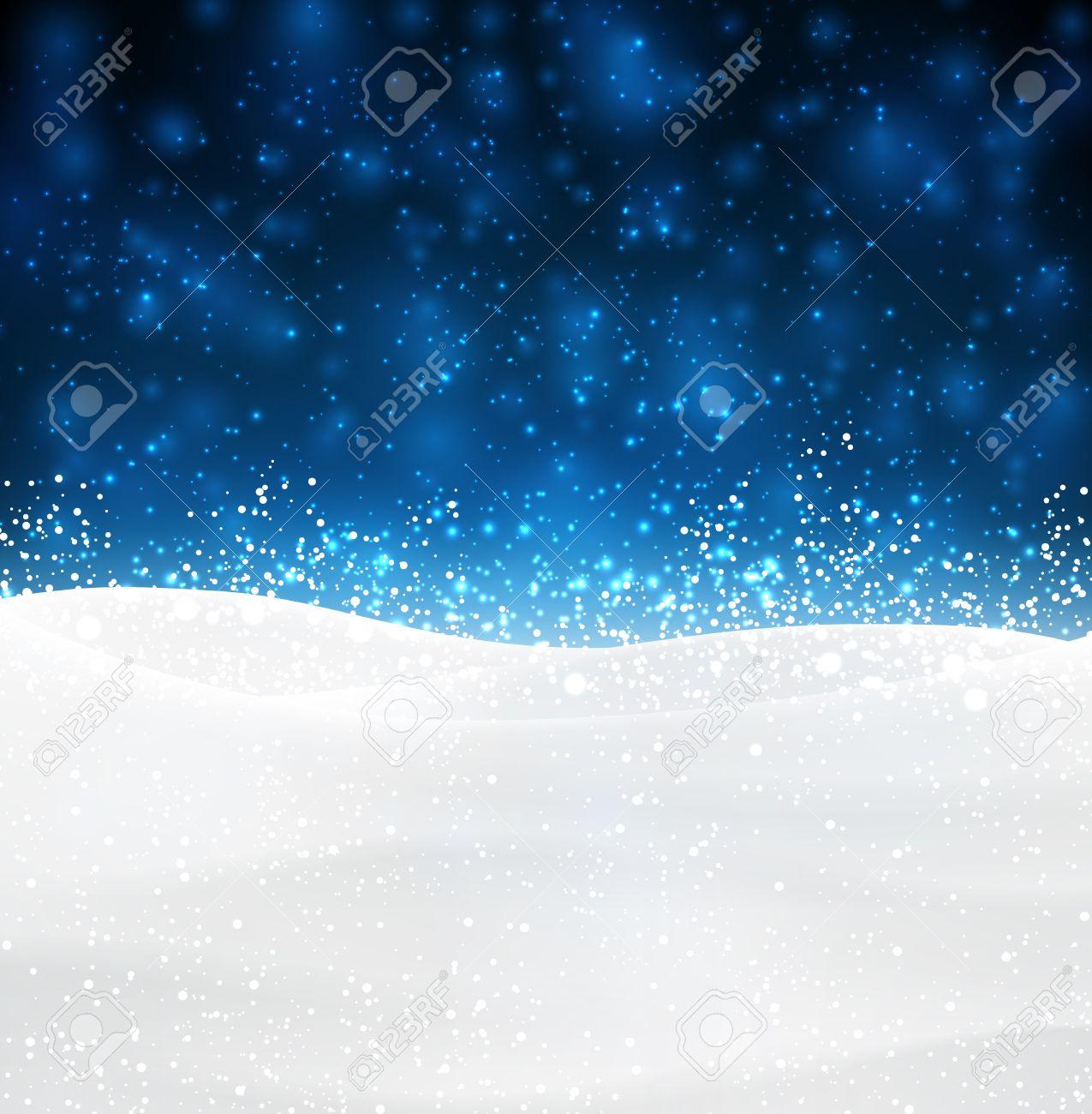 雪との冬の背景。クリスマスの雪の表面。eps10 ベクトル イラスト