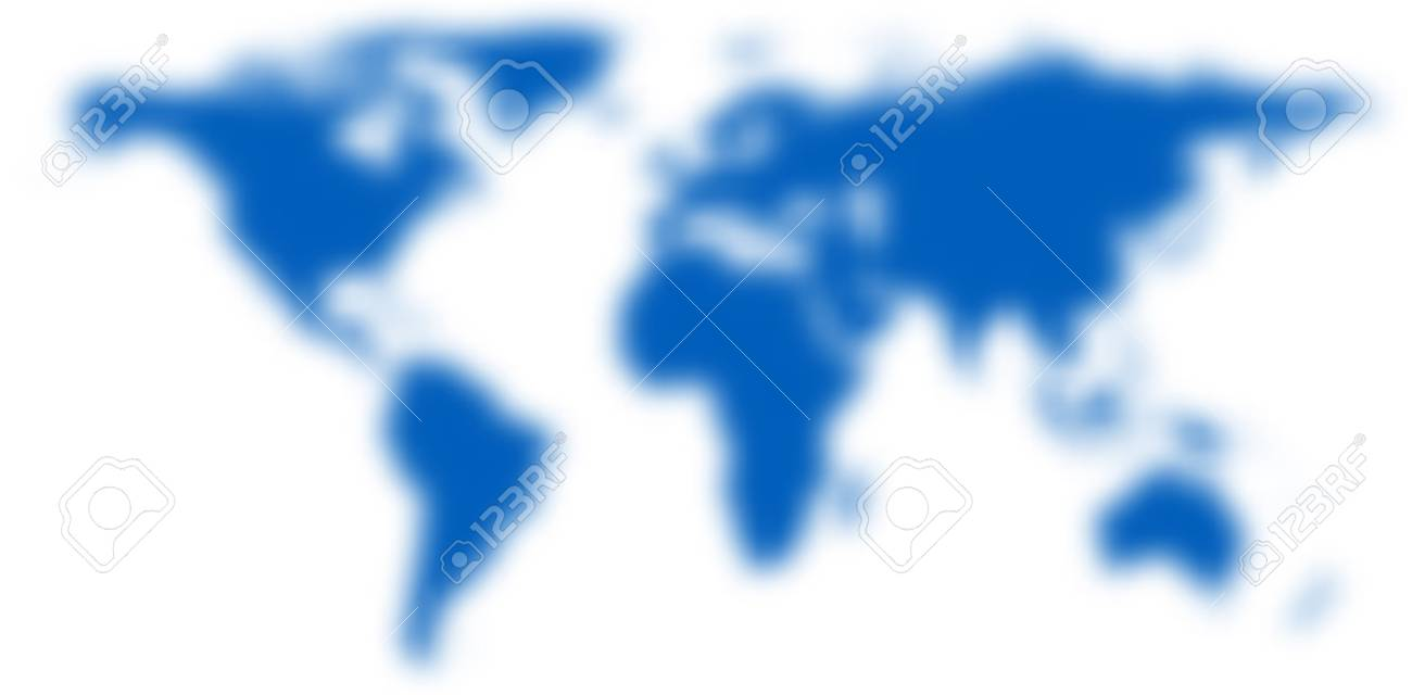Defocused world map vector illustration royalty free cliparts defocused world map vector illustration stock vector 33932718 gumiabroncs Gallery