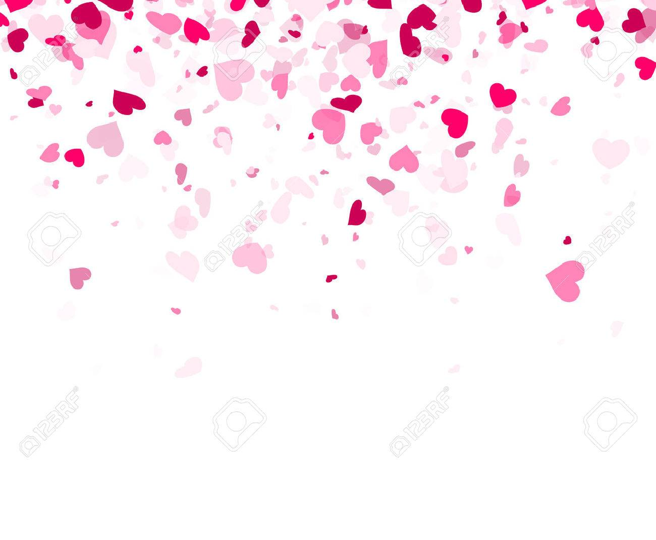 pink hearts photos