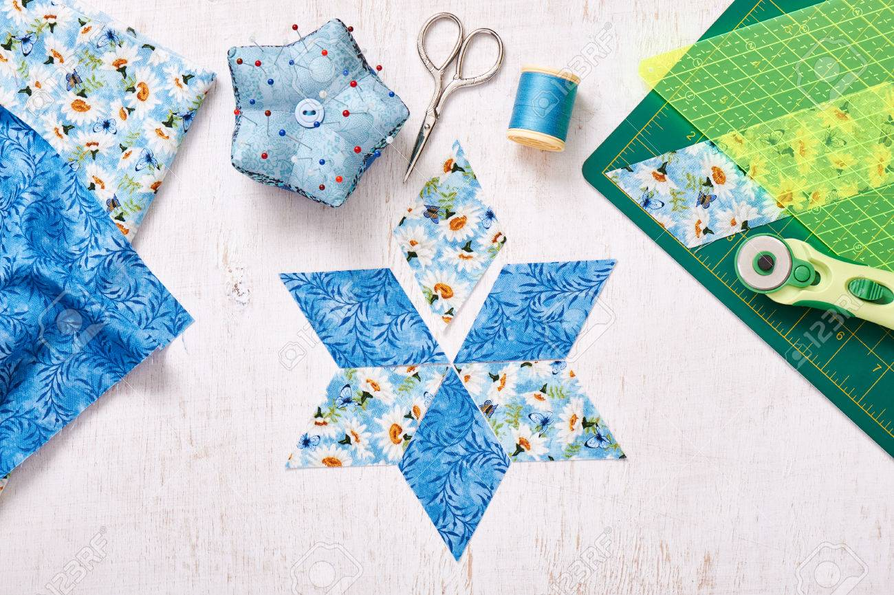 Watch How to Prepare Fabric for Sewing video