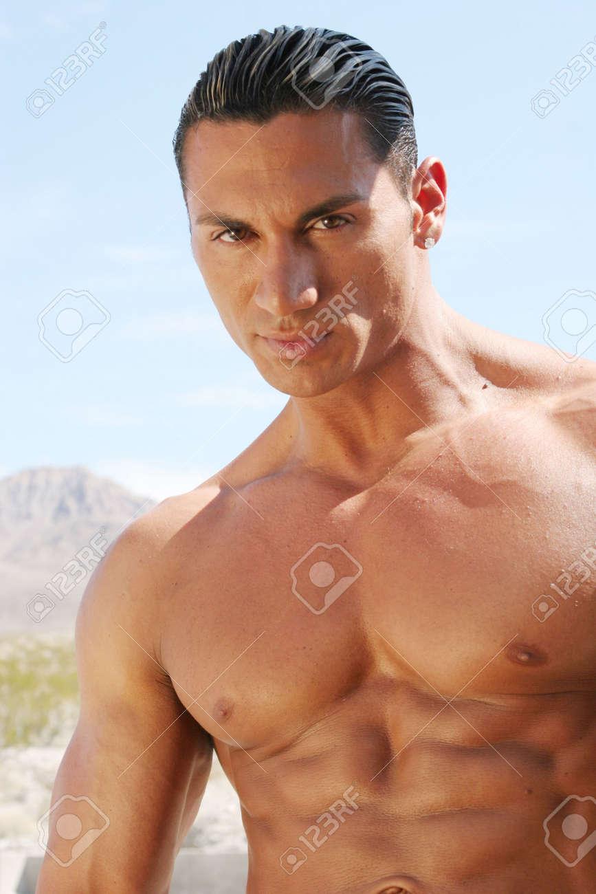 Boys multiple dry orgasm