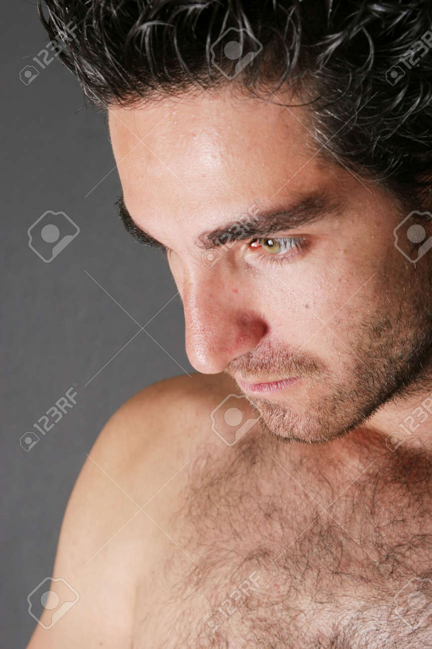 Handsome young man portrait Stock Photo - 1150152