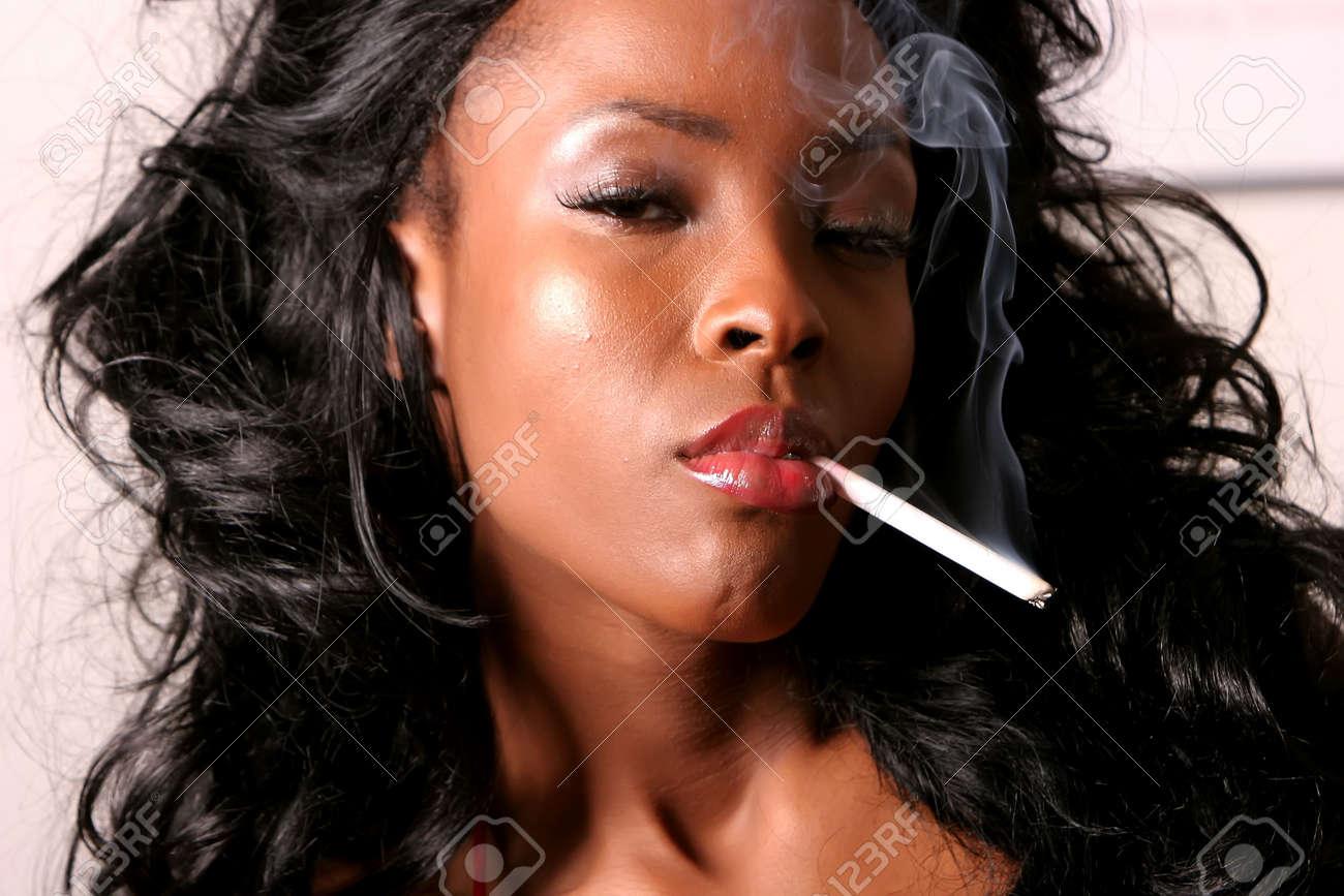 Dream hypnosis chicks smoking black cigarettes black pussy