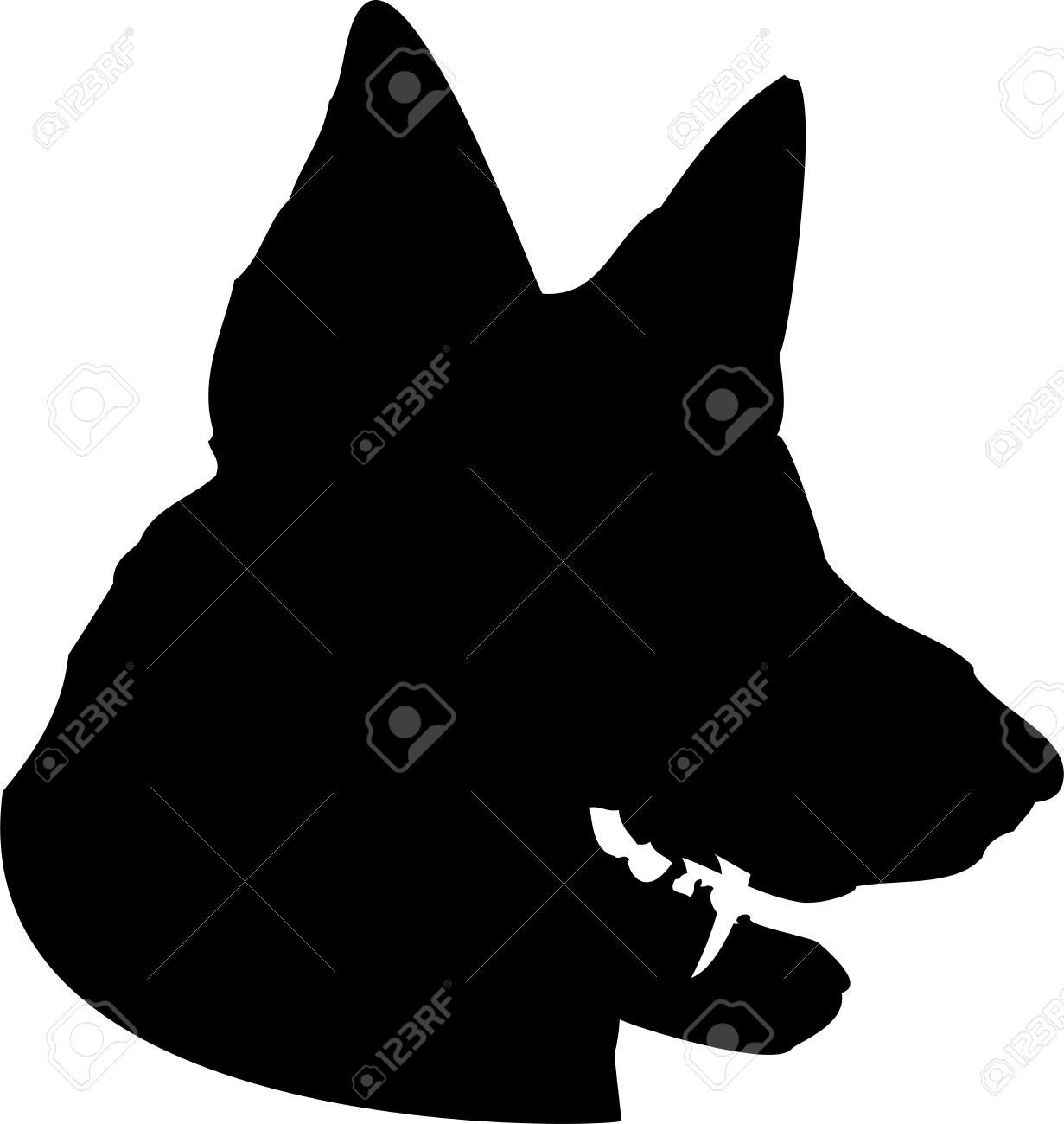 german shepherd stock photo picture and royalty free image image rh 123rf com german shepherd logo german shepherd logos on sweatshirts and tees