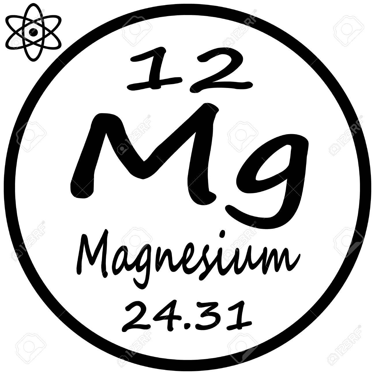 Periodic table of elements magnesium royalty free cliparts periodic table of elements magnesium stock vector 53482431 urtaz Images