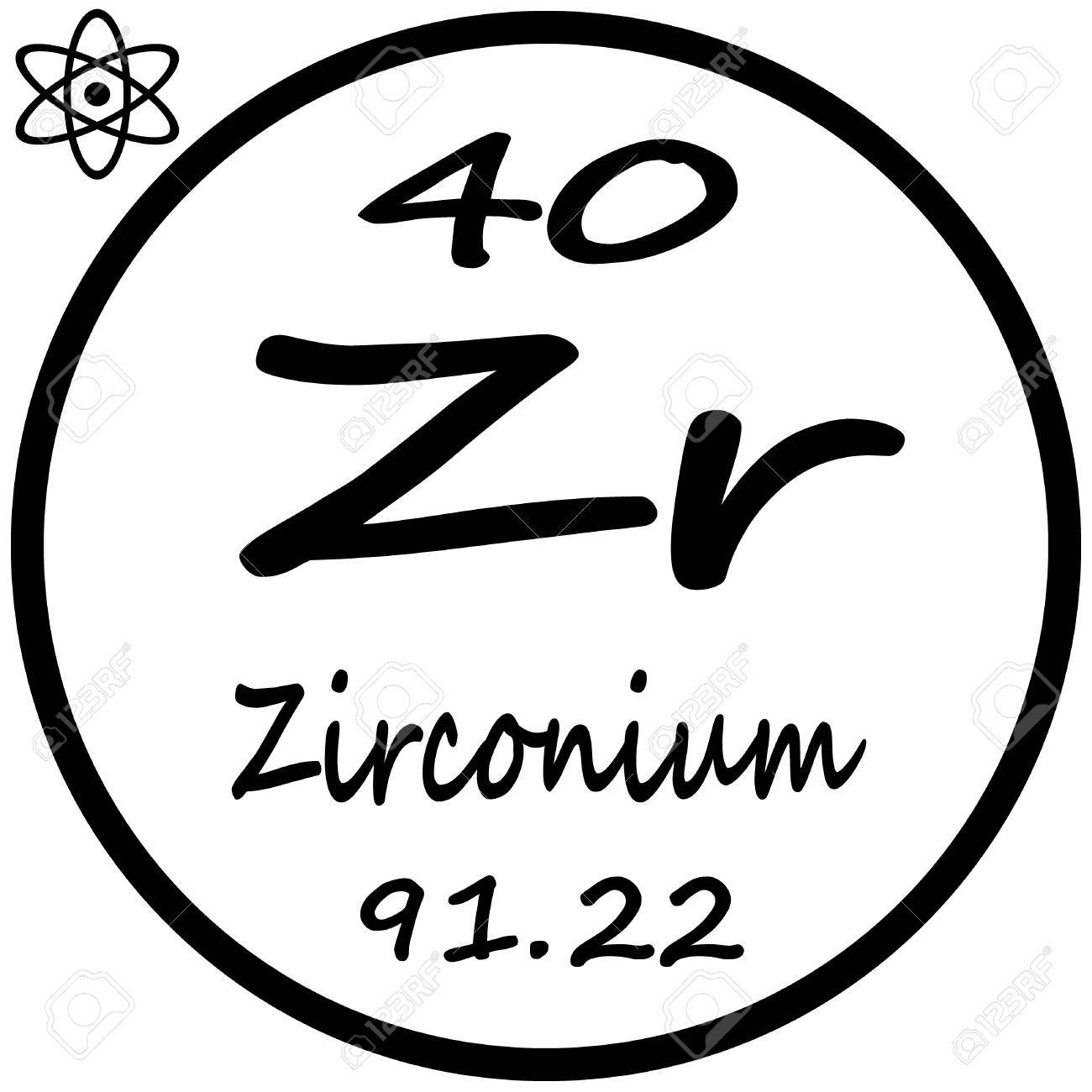 Periodic table zirconium gallery periodic table images zirconium symbol periodic table gallery periodic table images periodic table of elements zirconium royalty free cliparts gamestrikefo Images