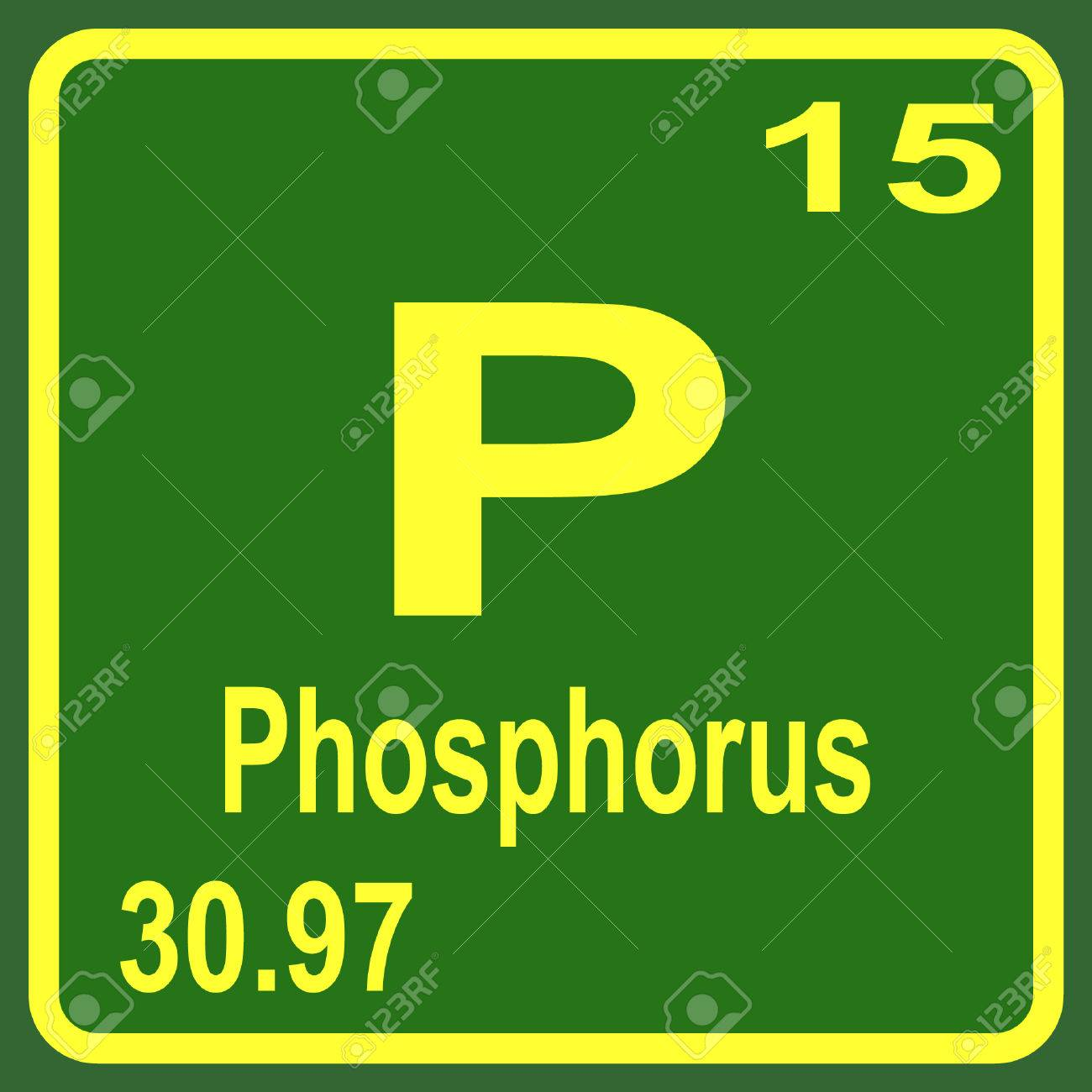 Periodic table of elements phosphorus royalty free cliparts periodic table of elements phosphorus stock vector 53900403 urtaz Images
