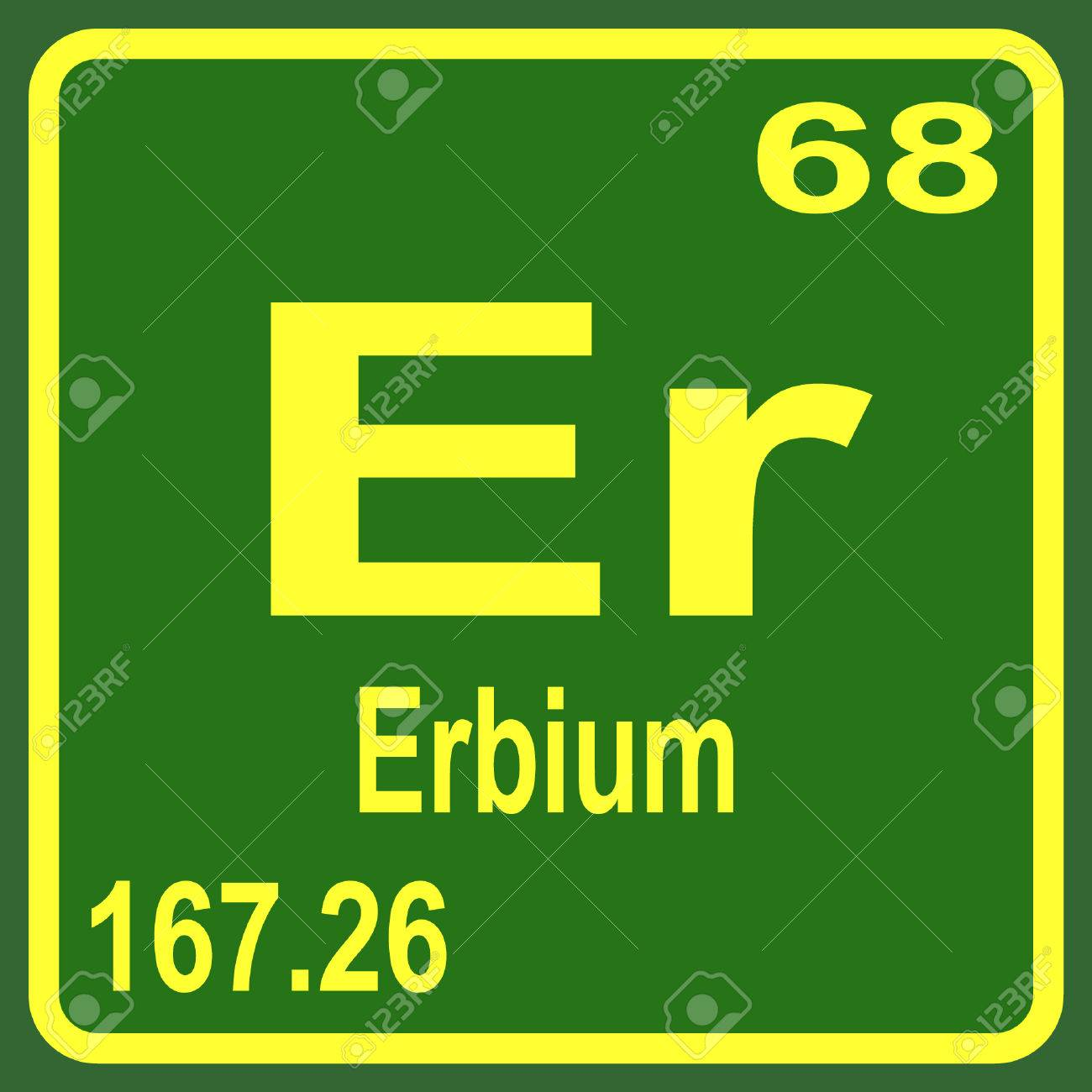 Er element crane humidifier no mist 5th element periodic table choice image periodic table images 53900669 periodic table of elements erbium stock gamestrikefo Image collections