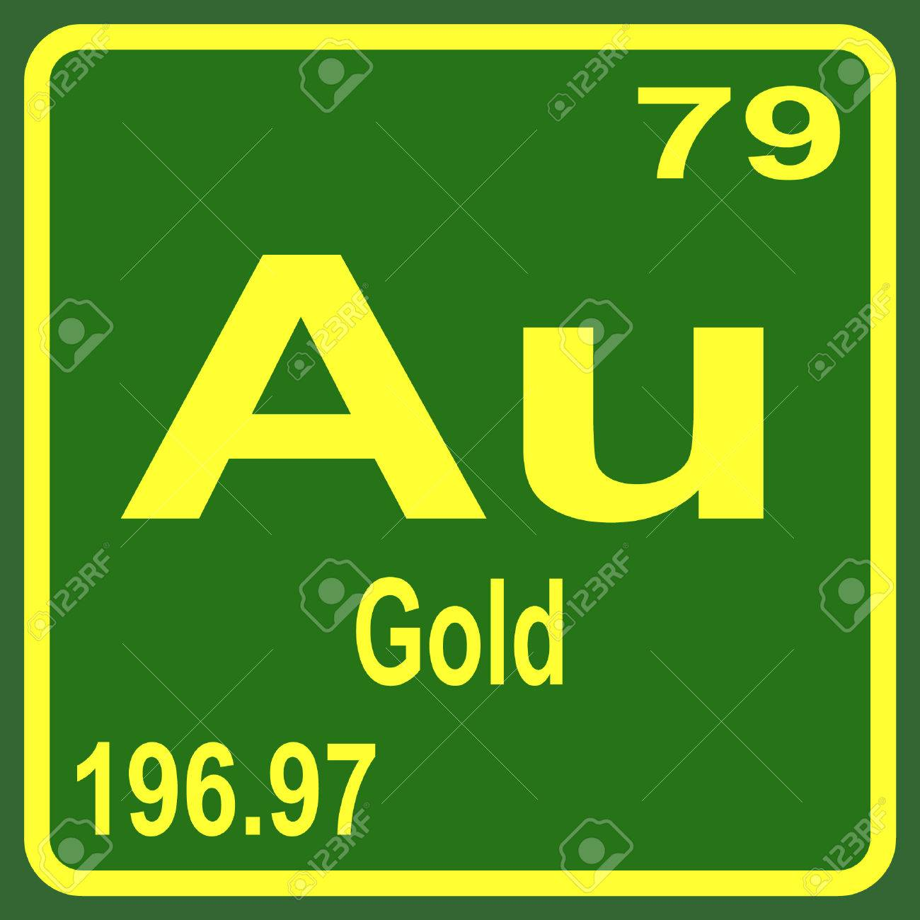 Periodic table of elements gold royalty free cliparts vectors periodic table of elements gold stock vector 53901546 urtaz Image collections