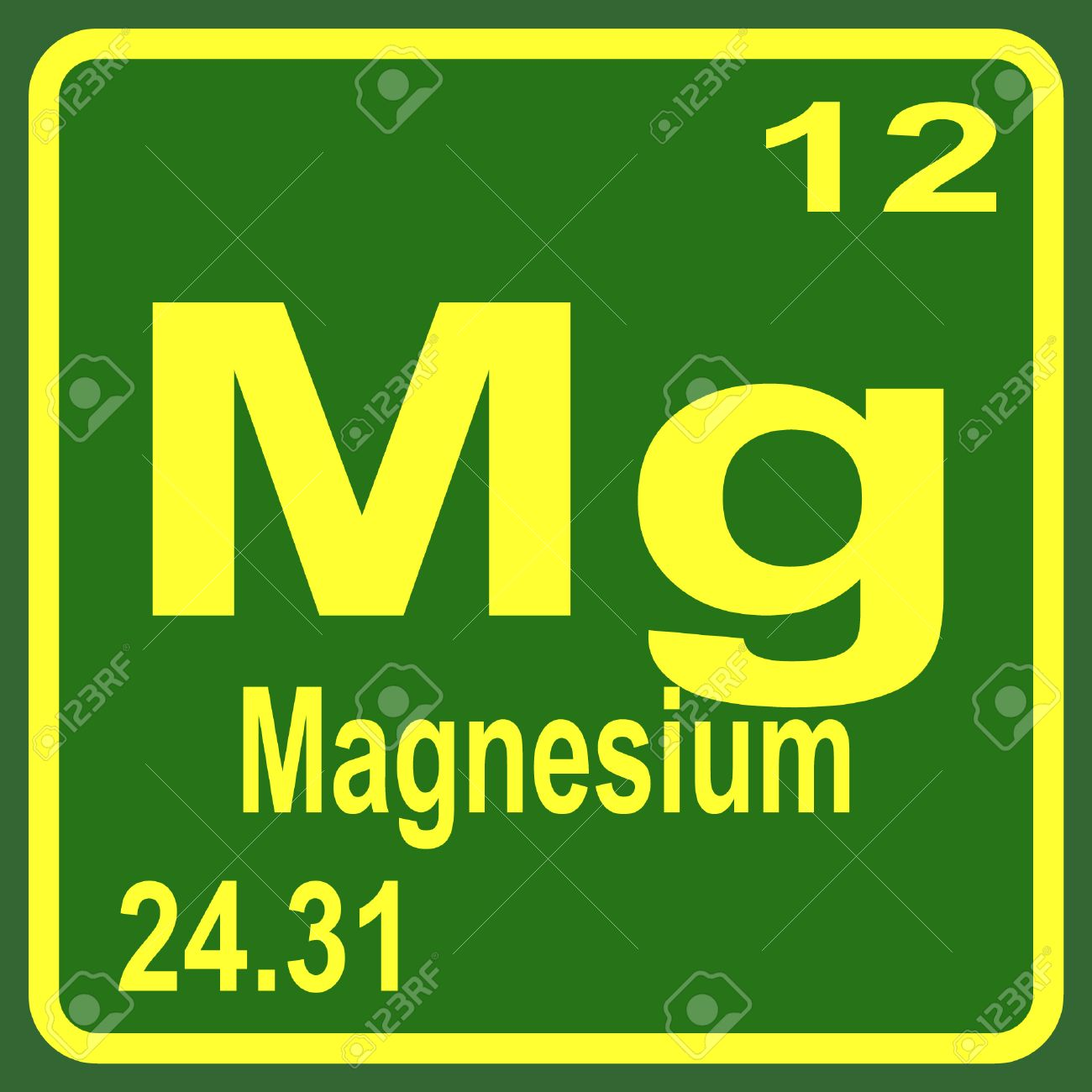 Periodic table of elements magnesium royalty free cliparts periodic table of elements magnesium stock vector 53901617 urtaz Choice Image