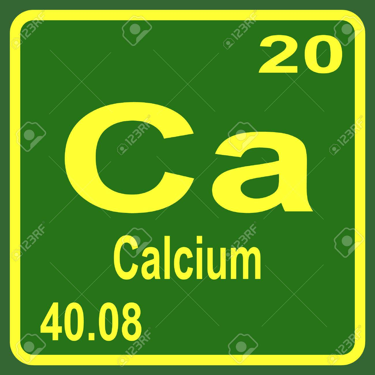 Periodic table of elements calcium royalty free cliparts vectors periodic table of elements calcium stock vector 53901621 urtaz Gallery