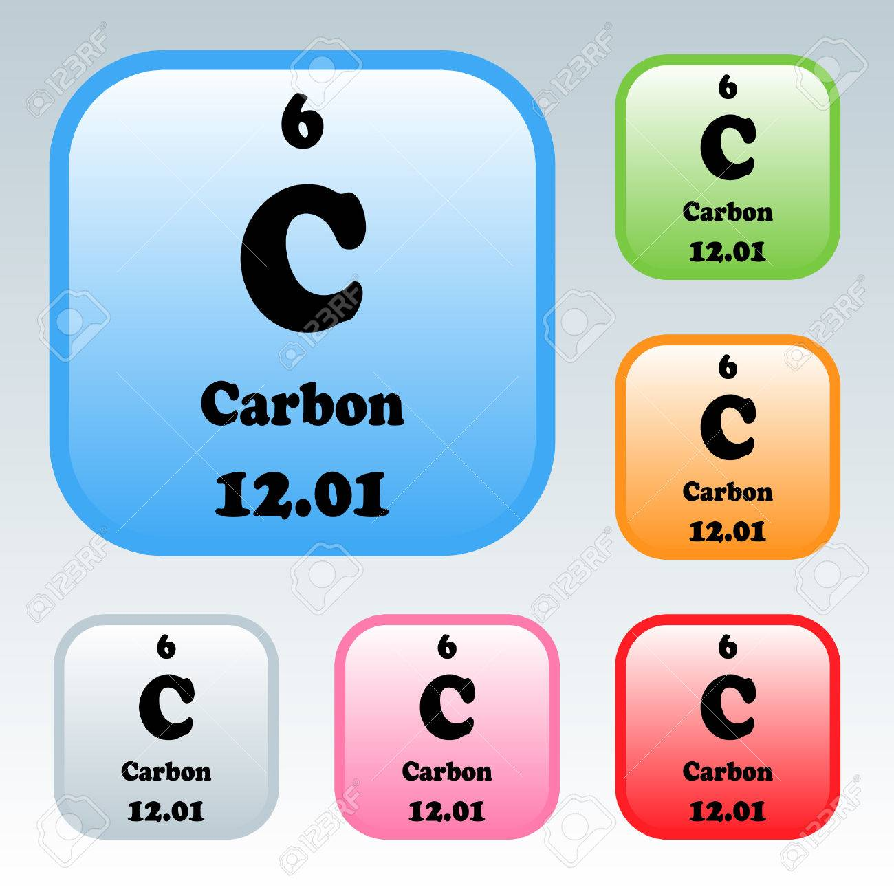 The periodic table of the elements carbon royalty free cliparts the periodic table of the elements carbon stock vector 54092939 urtaz Image collections