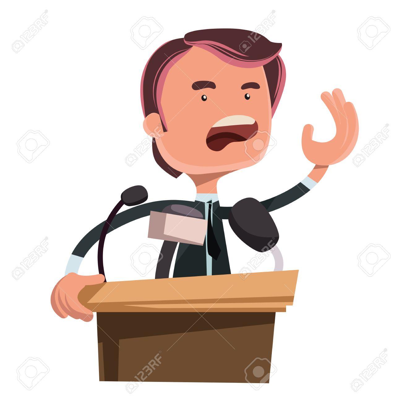 Speech on giving