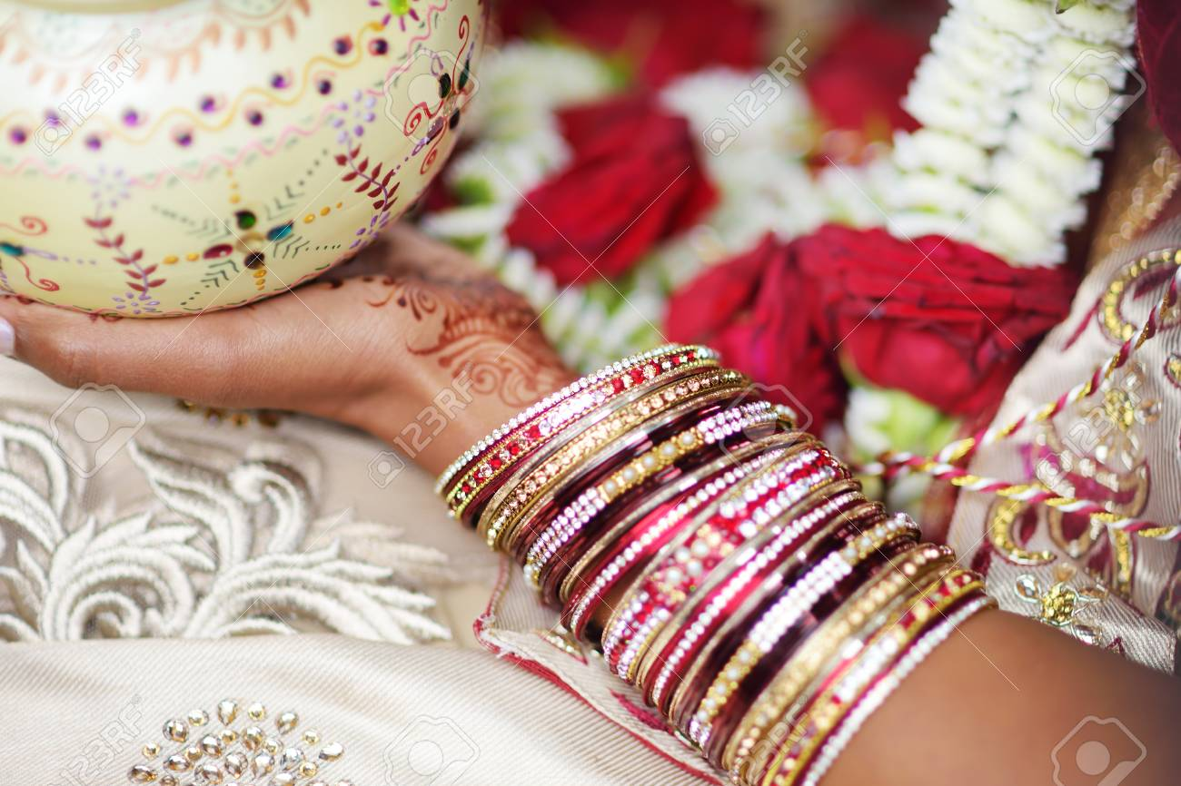 Amazing Hindu Wedding Ceremony Details Of Traditional Indian Wedding Beautifully Decorated Hindu Wedding Accessories