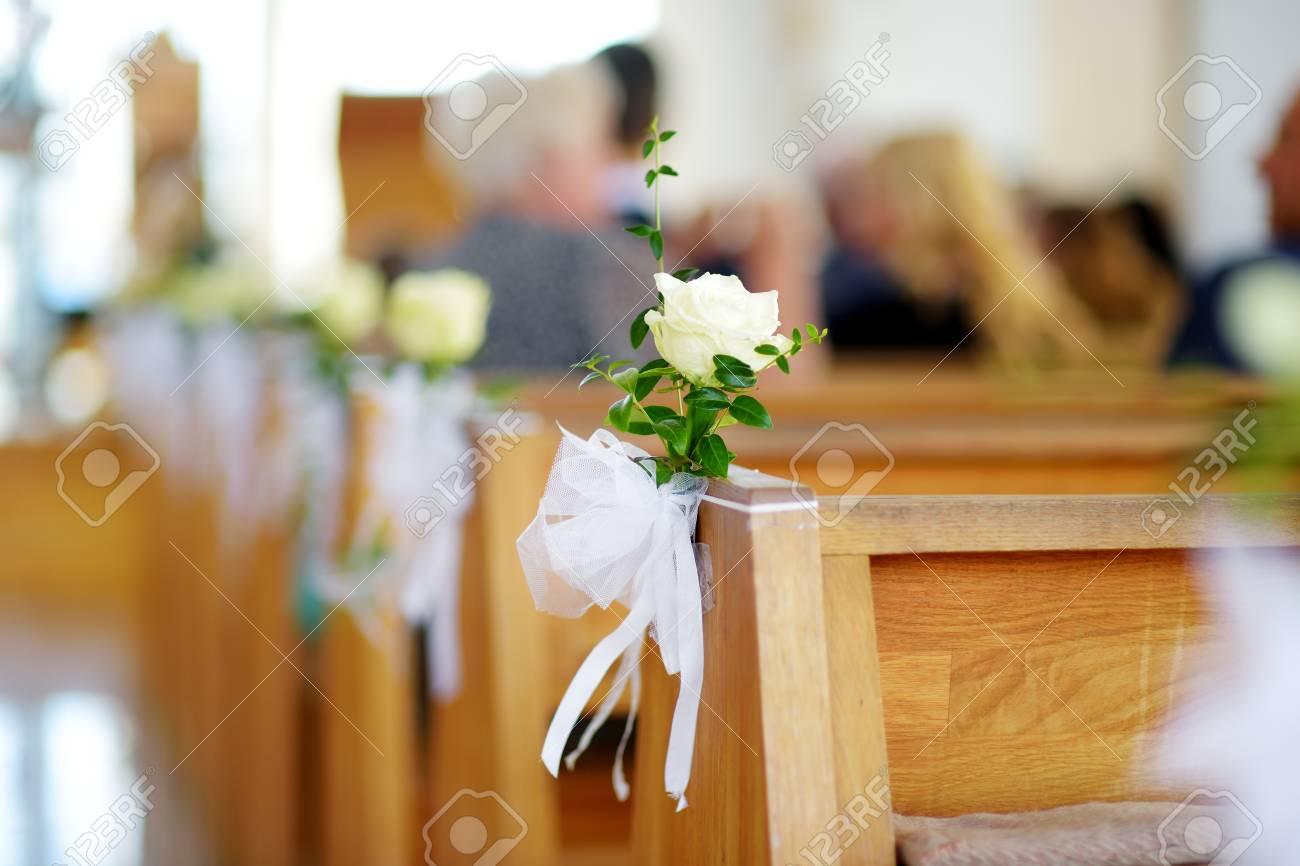 Decoration De Mariage Eglise