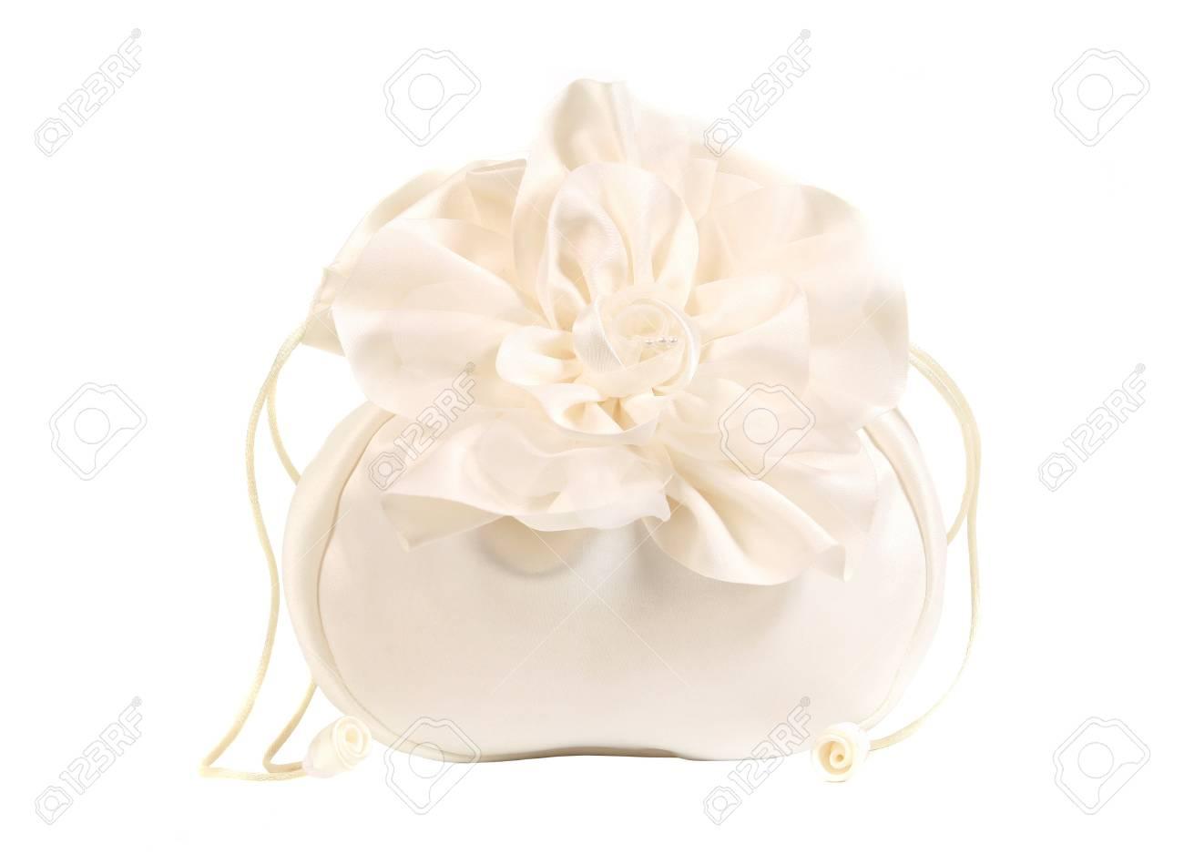 bride purse Stock Photo - 12234328