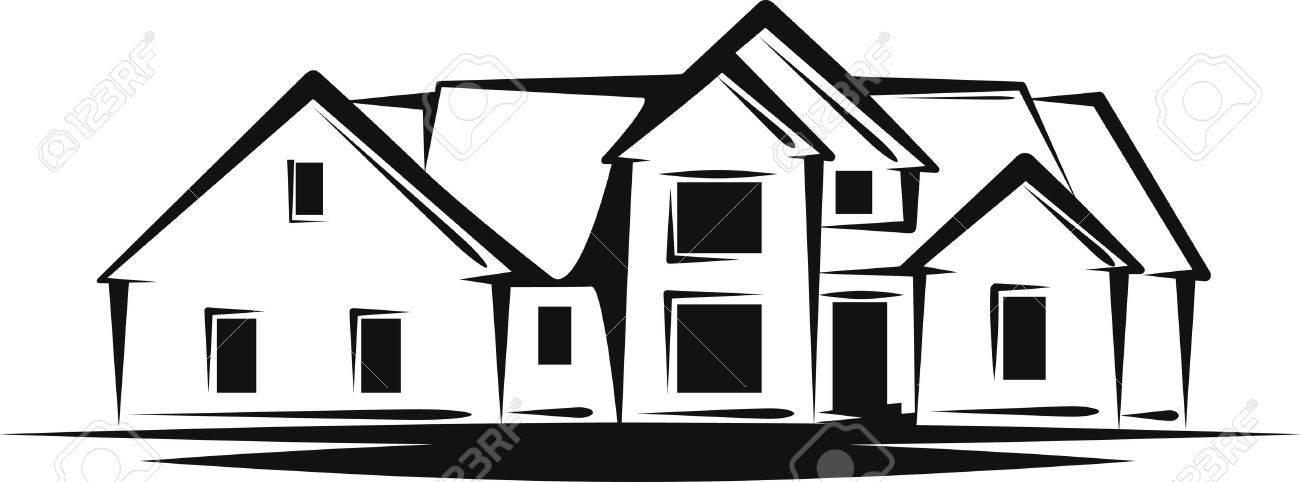 real estate Stock Vector - 7402196