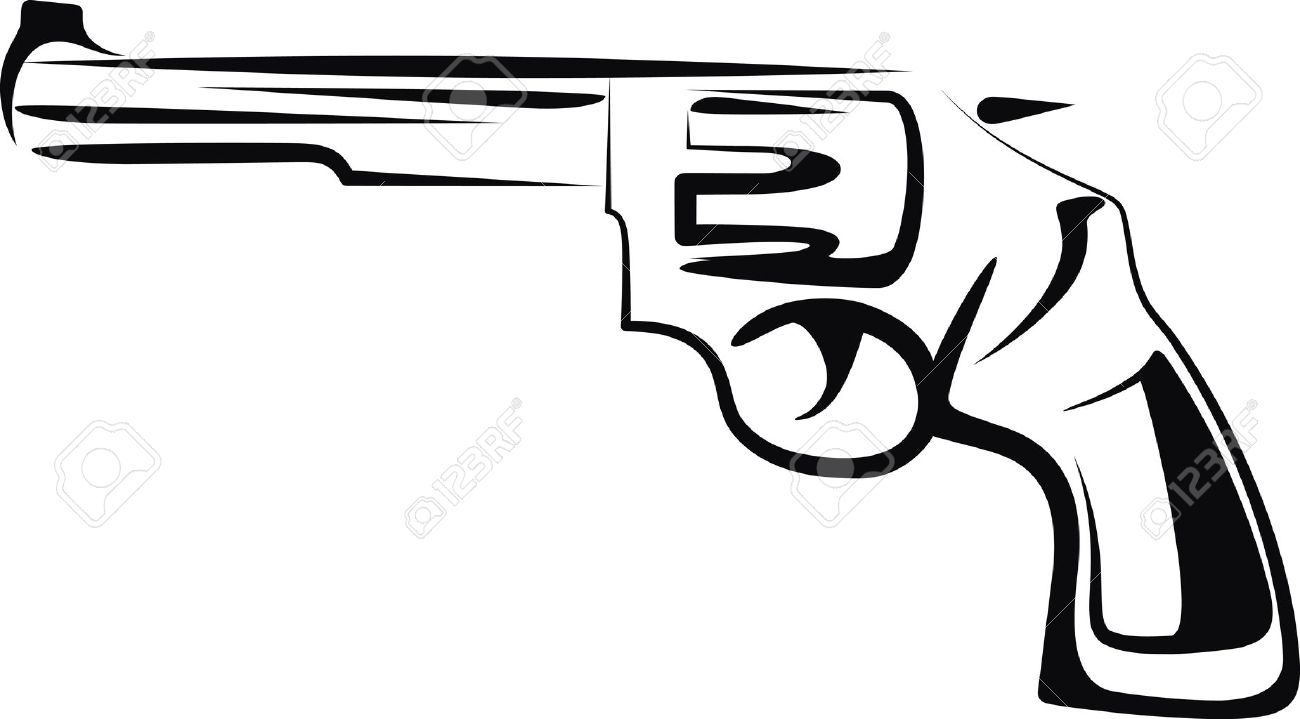 gun royalty free cliparts vectors and stock illustration image rh 123rf com gun vector image gun vector image
