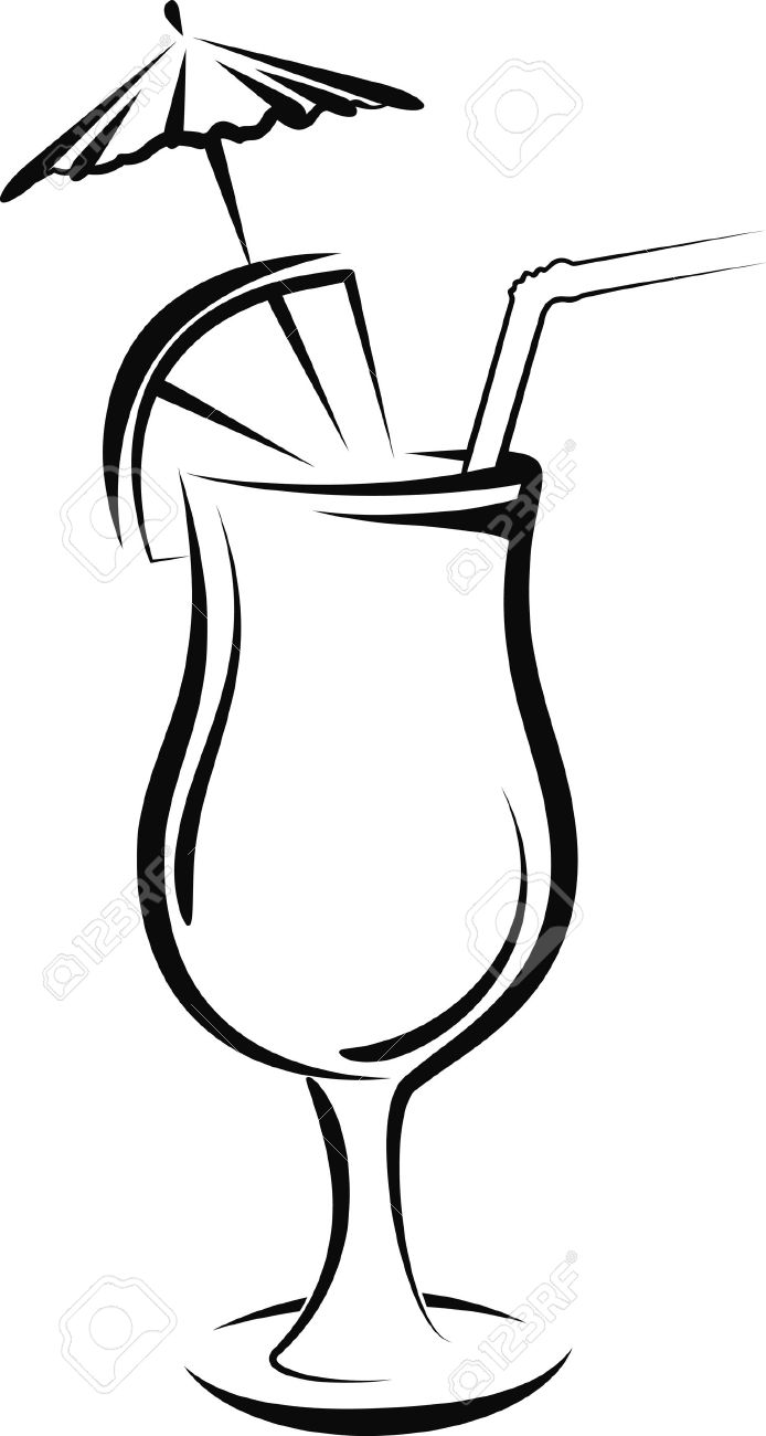 cocktail royalty free cliparts vectors and stock illustration rh 123rf com