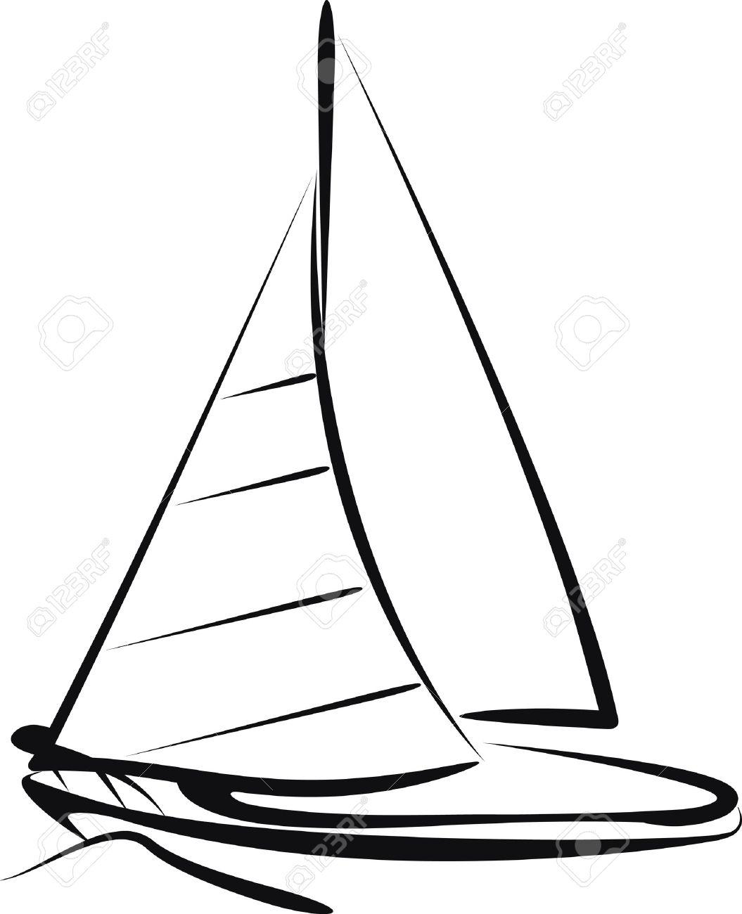 sailing ship Stock Vector - 7499906