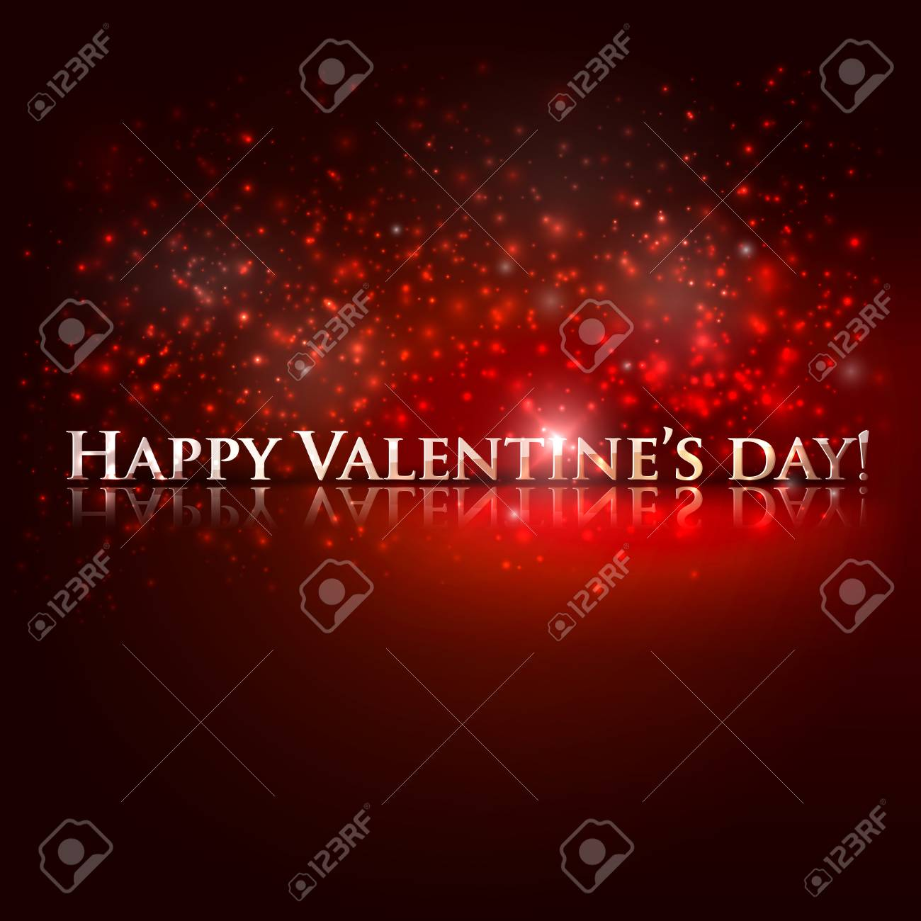 happy valentine�s day  holiday background Stock Vector - 18925231