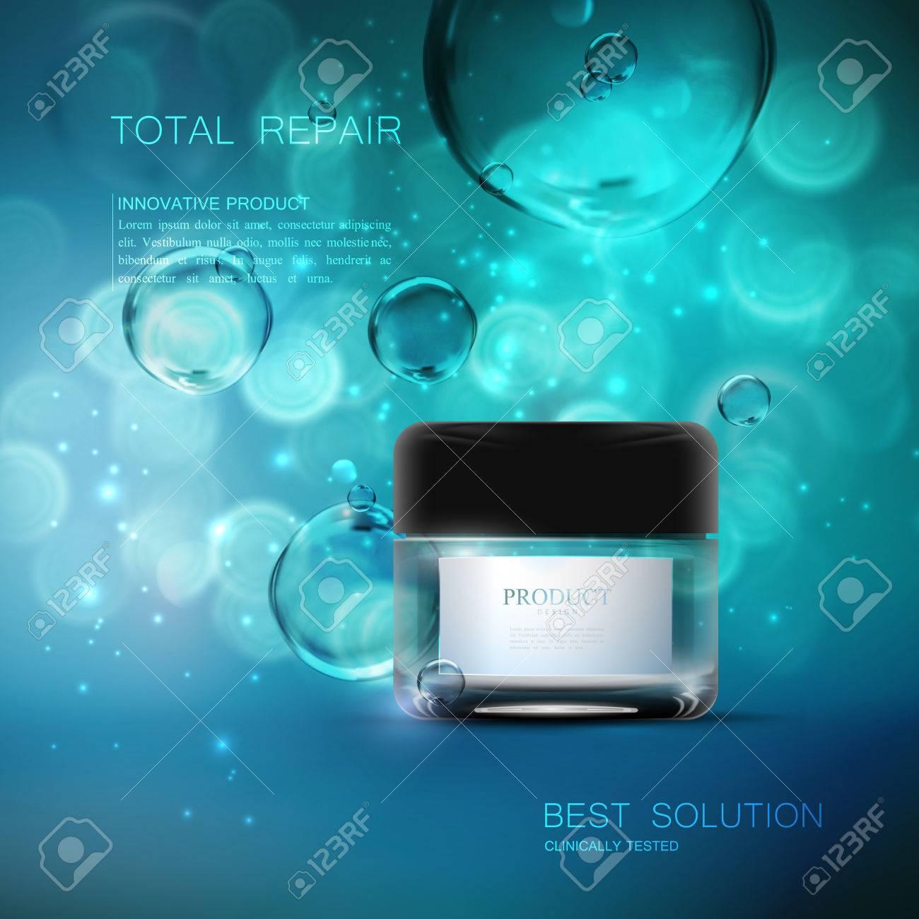 Beauty anti aging cream ads. - 74883943