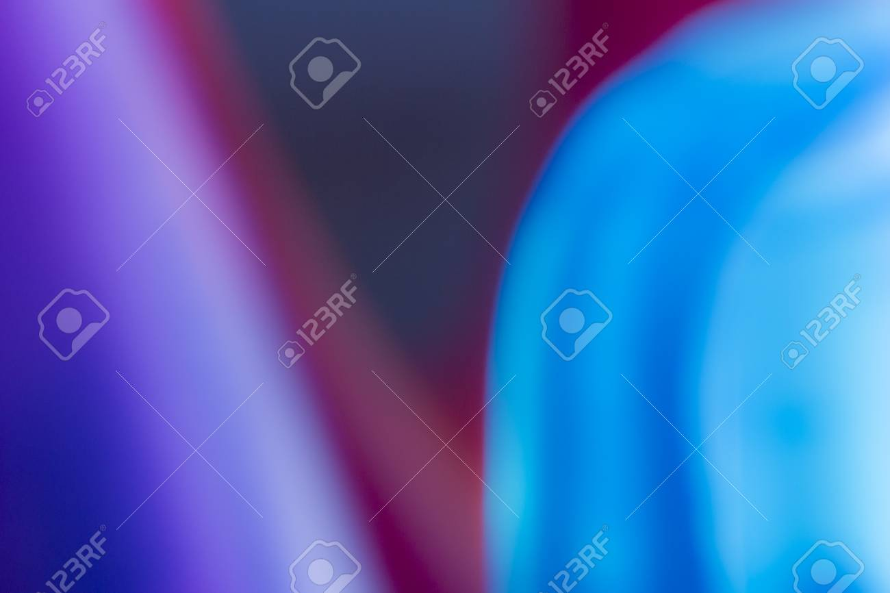 Blur abstract colorful objects for background - 76571095