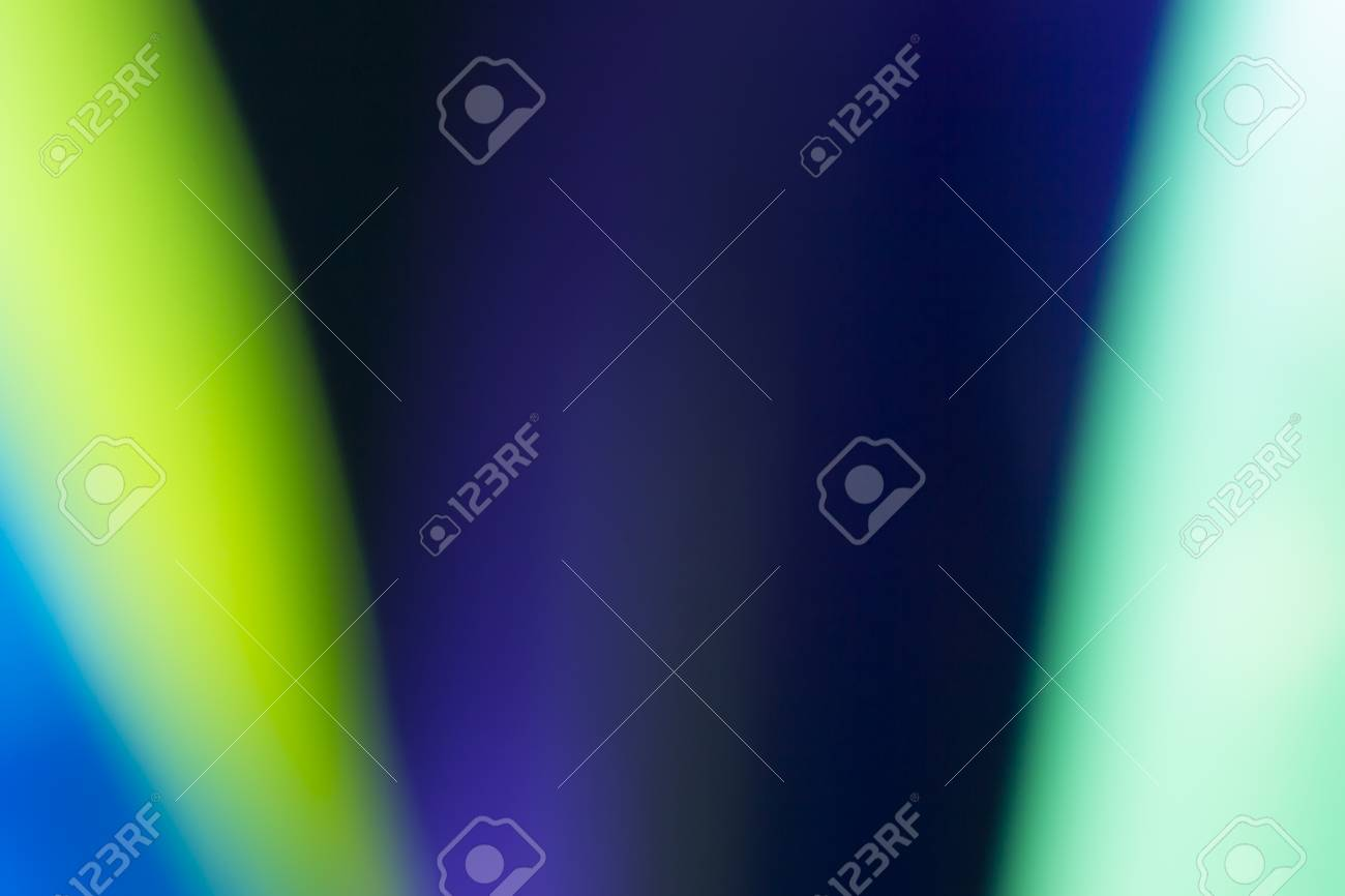 Blur abstract colorful objects for background - 76649620