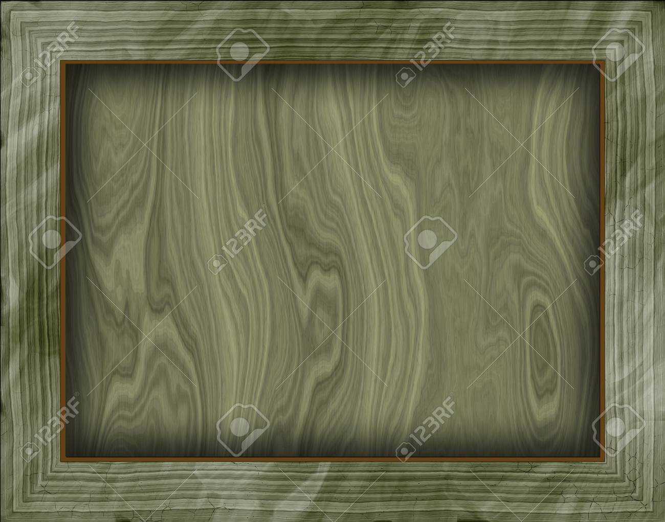 Wooden frame Stock Photo - 17947488