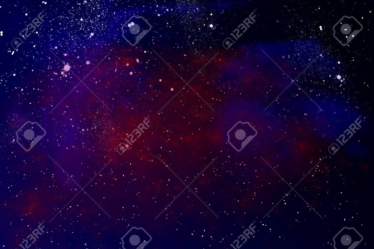 Space nebula Stock Photo - 24212143