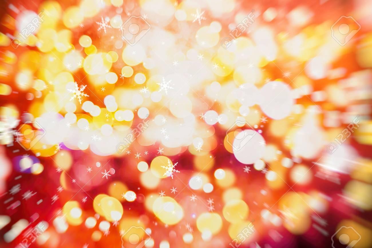 クリスマス壁紙の装飾 Concept Xmas 休日祭りの背景 輝き円には お祝いの表示が点灯しています の写真素材 画像素材 Image