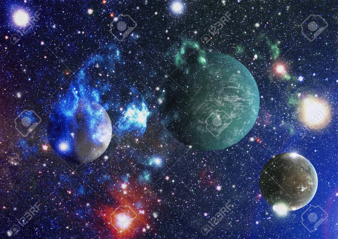 High Quality Space Background Stock Photo Picture And Royalty