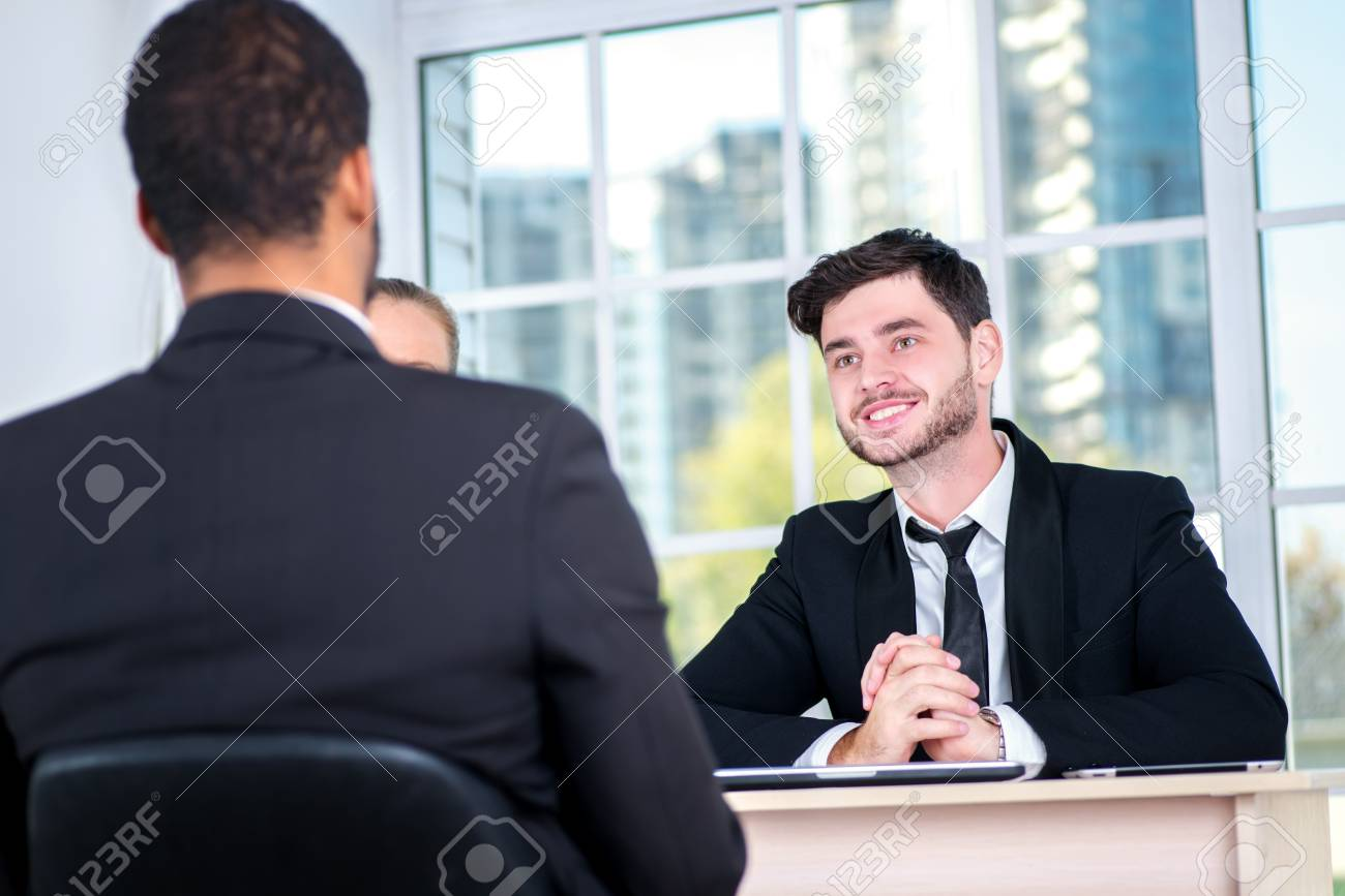 starting a business meeting three successful business people