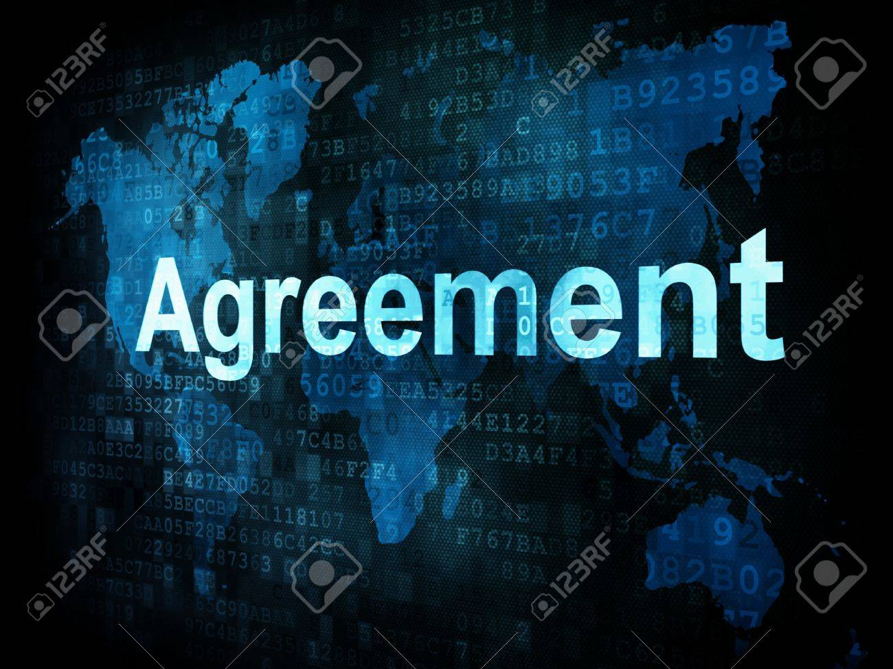 words of agreement – Words of Agreement