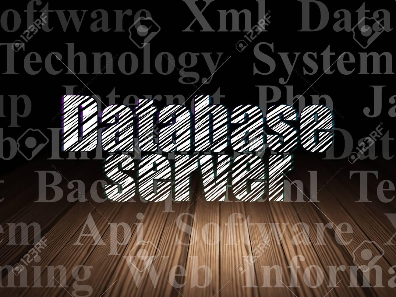 Concepto De Programación: Servidor De Base De Datos De Texto ...