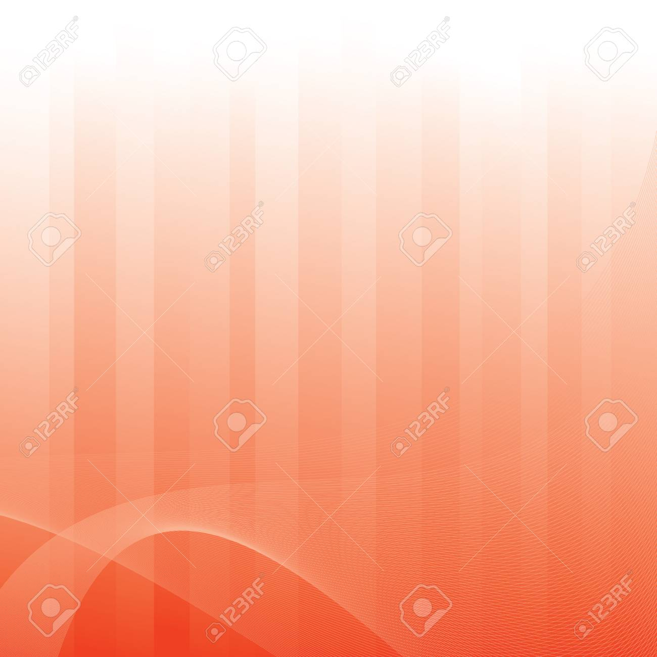 vector illustration of red abstract background Stock Vector - 4502840