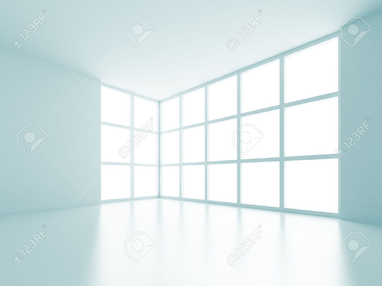 Abstract Interior Background Stock Photo - 8605040