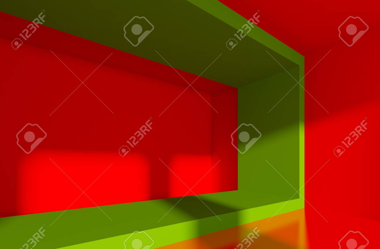 Abstract Interior Background Stock Photo - 8640362