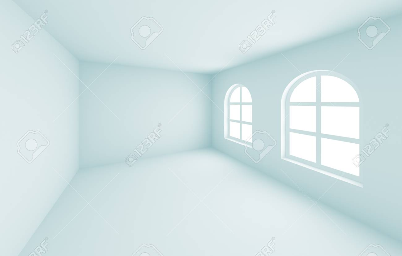 Abstract Empty Room Stock Photo - 8898003