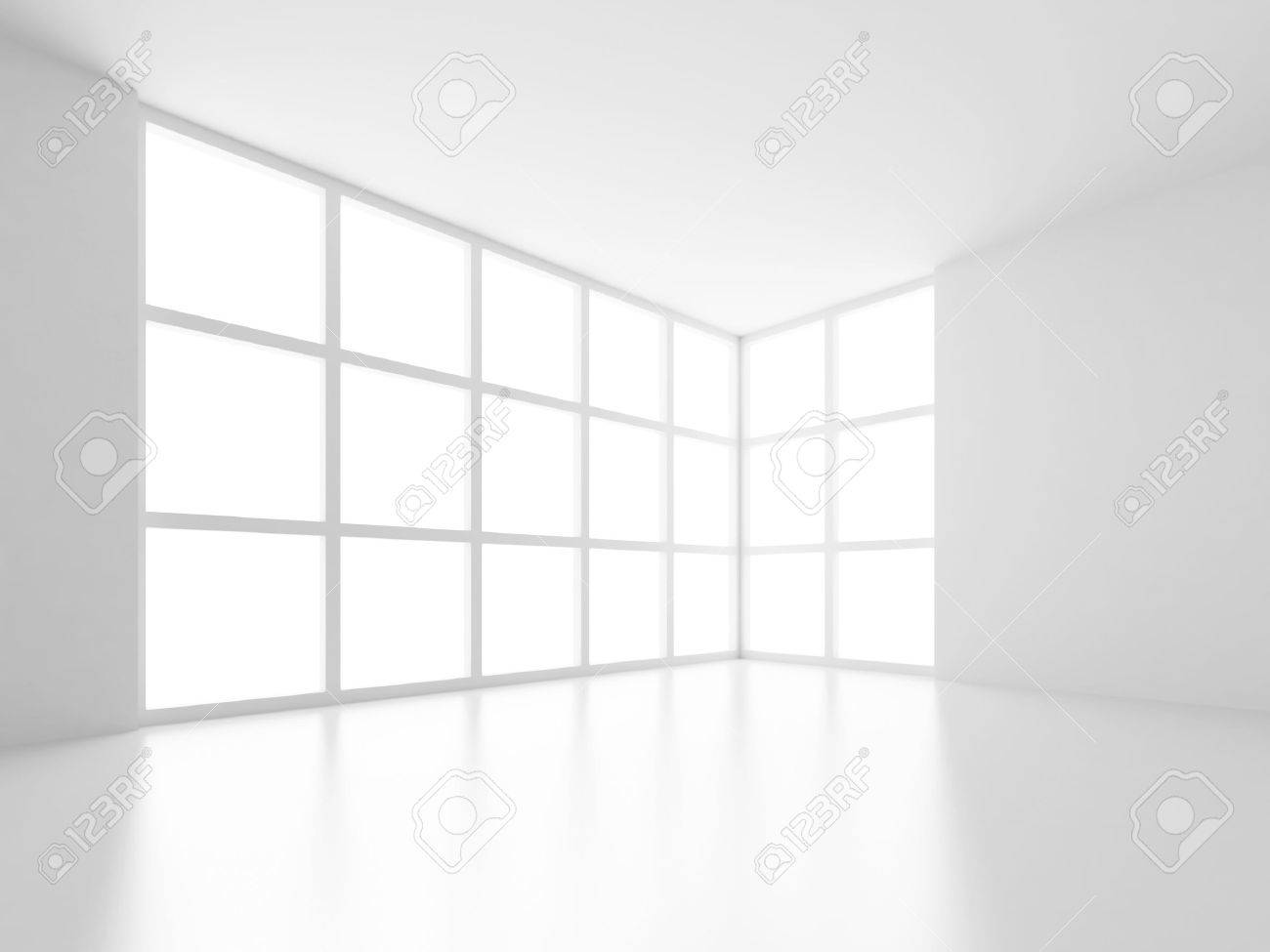 Abstract Interior Background Stock Photo - 9313227
