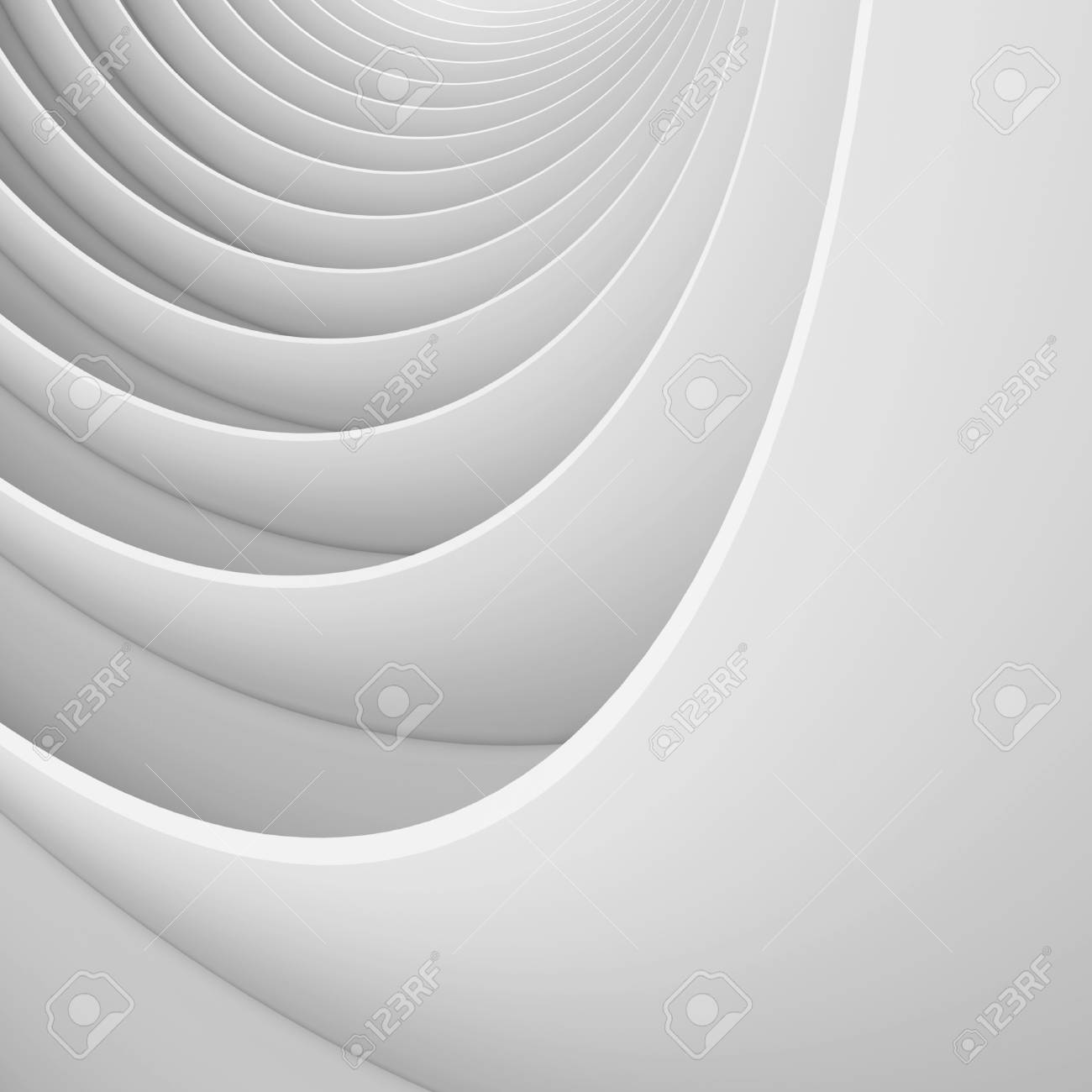 Abstract Architectural Shape Stock Photo - 10026975