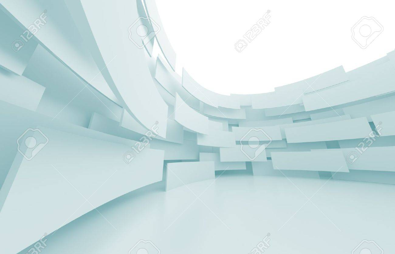 Abstract Architecture Construction Stock Photo - 10130678