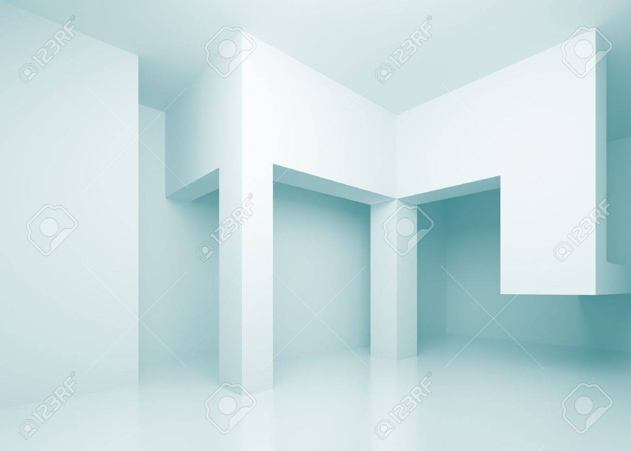 Abstract Architecture Background Stock Photo - 10438653
